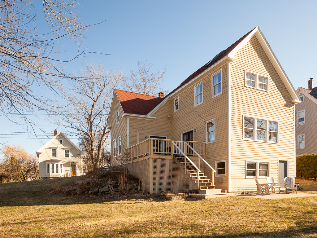 Single Family Home for Sale at 31 Pearl Street Camden, Maine 04843 United States