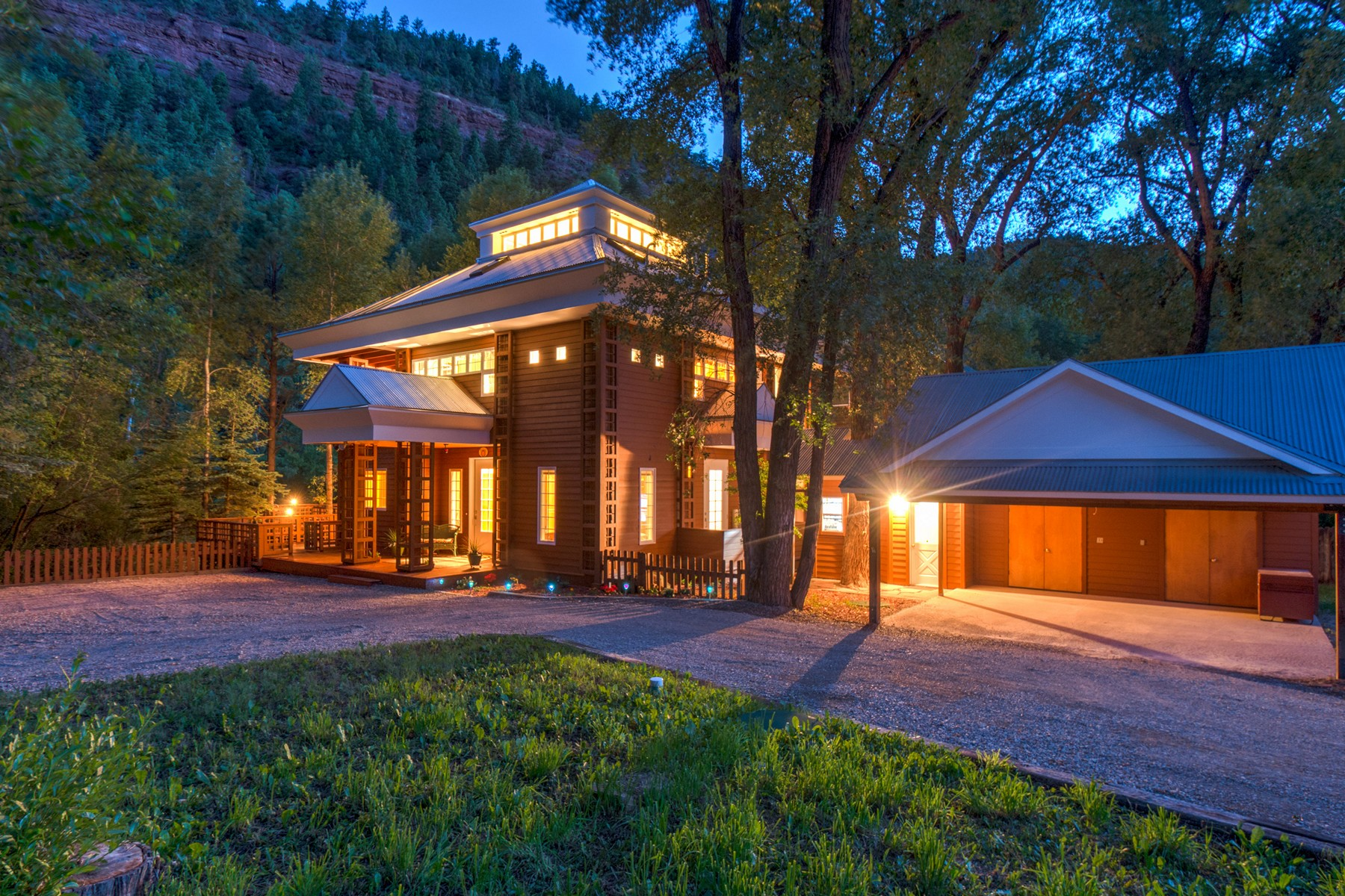 Single Family Home for Sale at 22327 Highway 145 Placerville, Colorado, 81430 United States