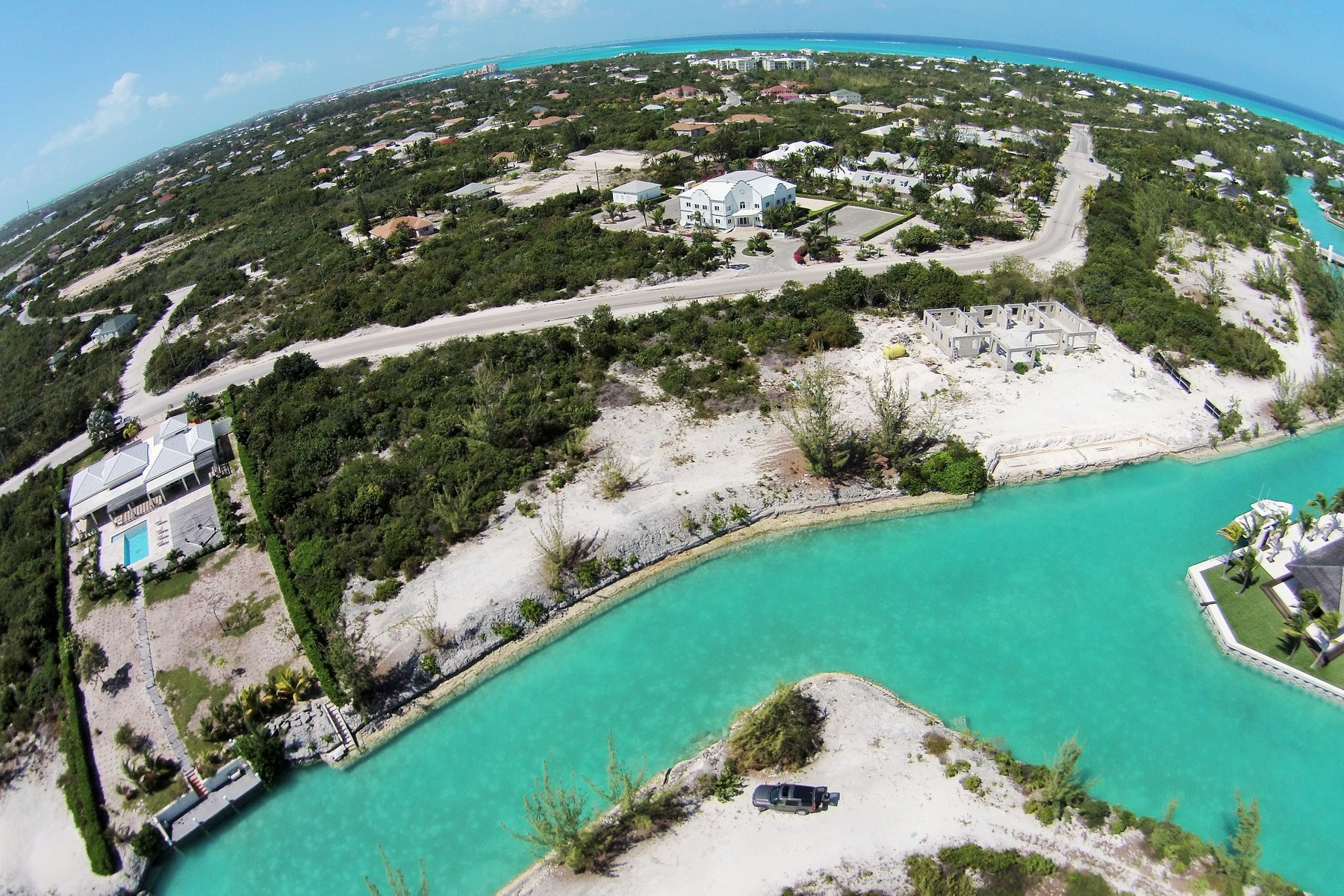 Arazi için Satış at Vacant Land on Governors Road Leeward, Providenciales Turks Ve Caicos Adalari