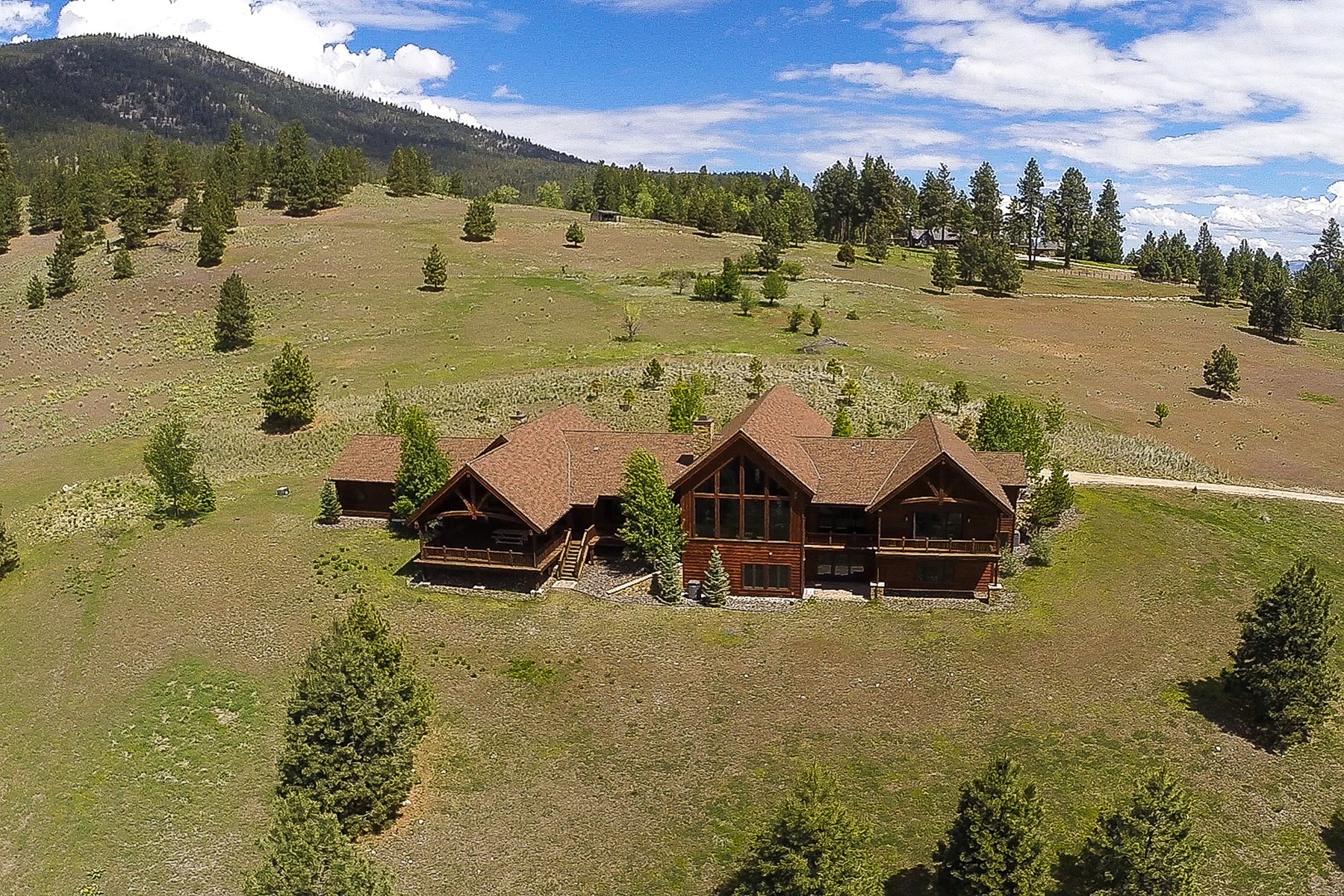 Farm / Ranch / Plantation for Sale at Hidden Valley Ranch 848 Sweathouse Creek Road Victor, Montana, 59875 United States