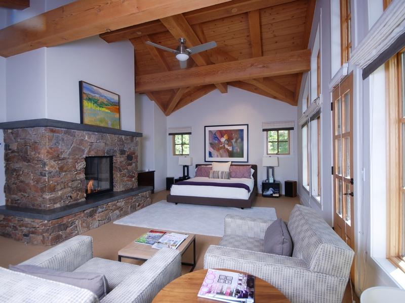 Property Of Contemporary Timber Frame
