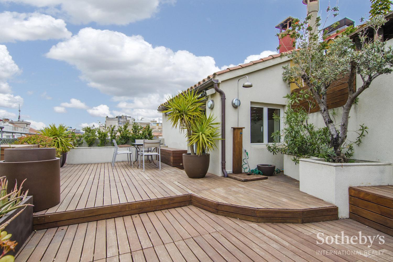 Duplex for Sale at Modern penthouse-duplex with nice terrace in Sant Gervasi, Barcelona Barcelona City, Barcelona 08024 Spain