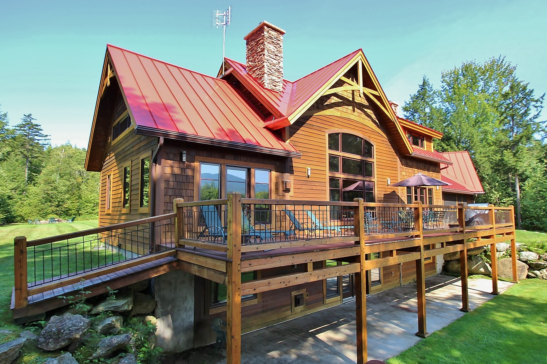 Villa per Vendita alle ore Mountain Road Jay Peak 1918 Mountain Rd Montgomery, Vermont, 05471 Stati Uniti