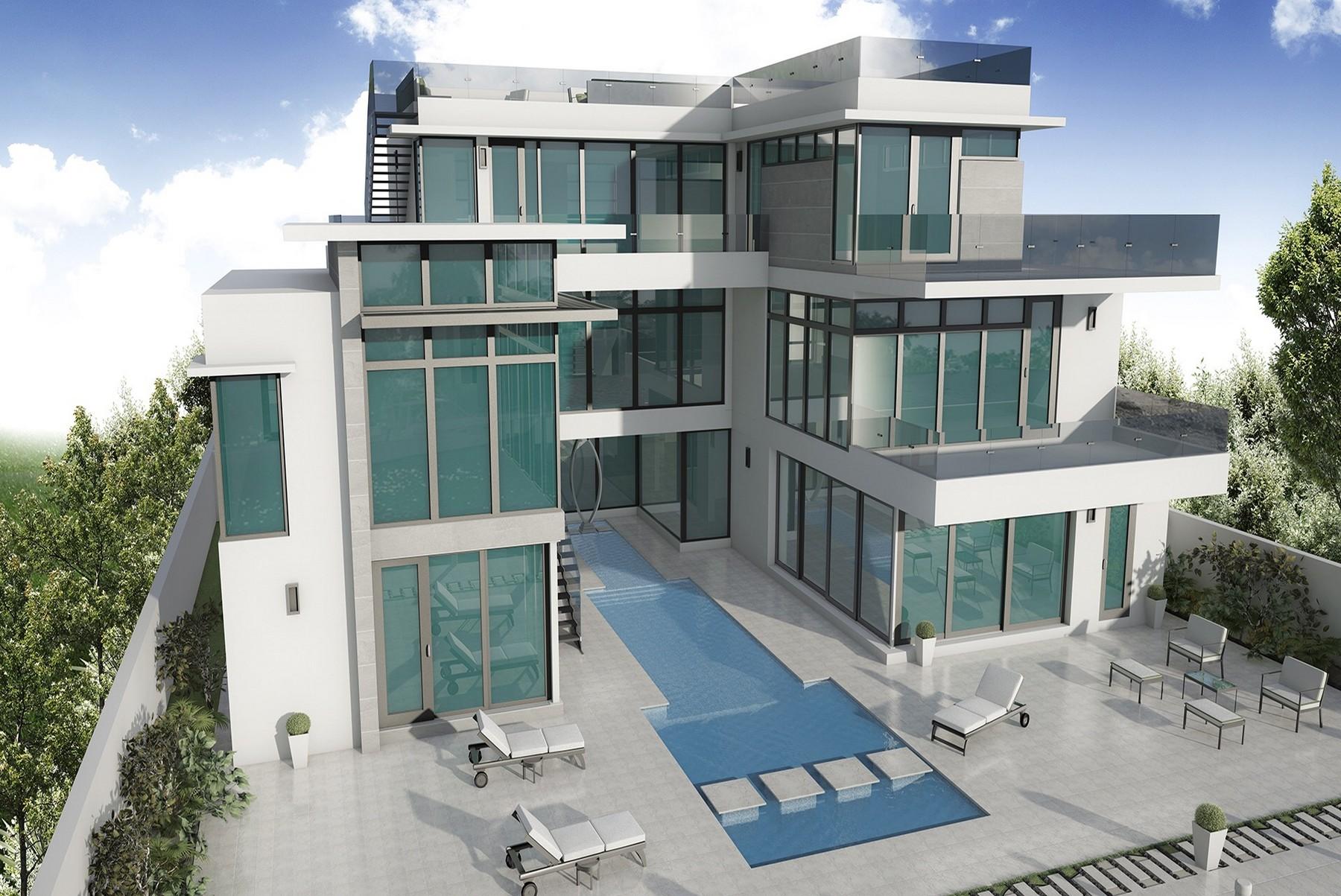 一戸建て のために 売買 アット 440 Mola Ave. Fort Lauderdale, フロリダ 33301 アメリカ合衆国