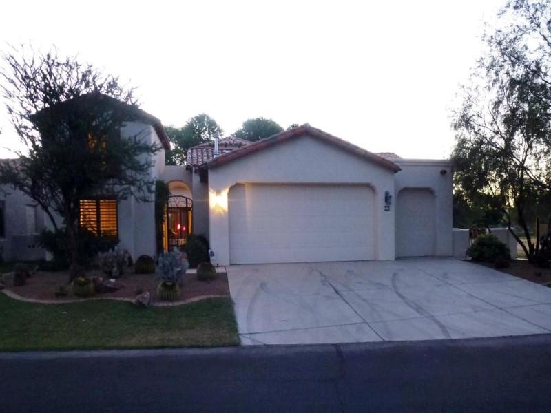 Vivienda unifamiliar por un Venta en Beautiful Dorn Homes Built Sabino Model 89 Avenida Otero Tubac, Arizona 85646 Estados Unidos
