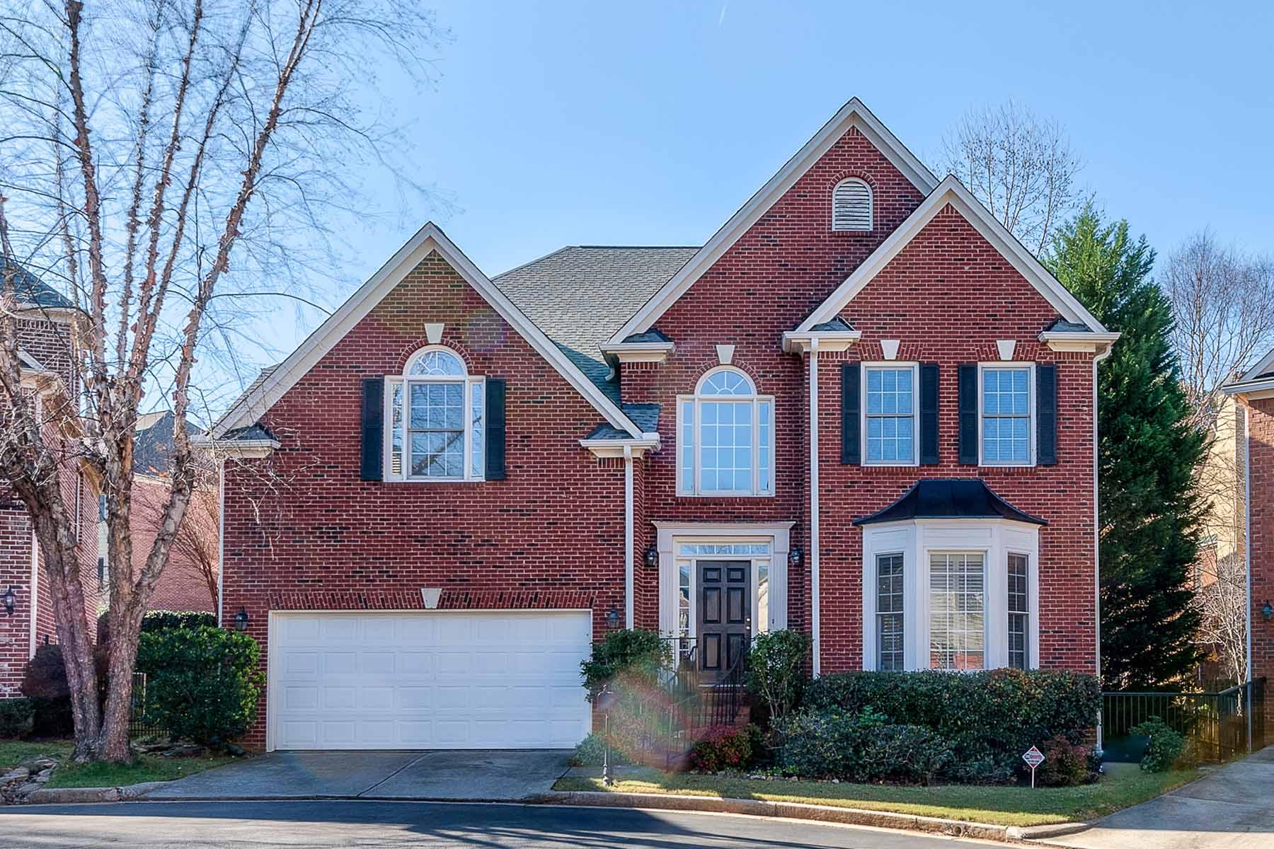 独户住宅 为 销售 在 Best value for Northlake area: cul-de-sac, square footage, convenient to 285/85 2429 Mill Ridge Walk 亚特兰大, 乔治亚州, 30345 美国