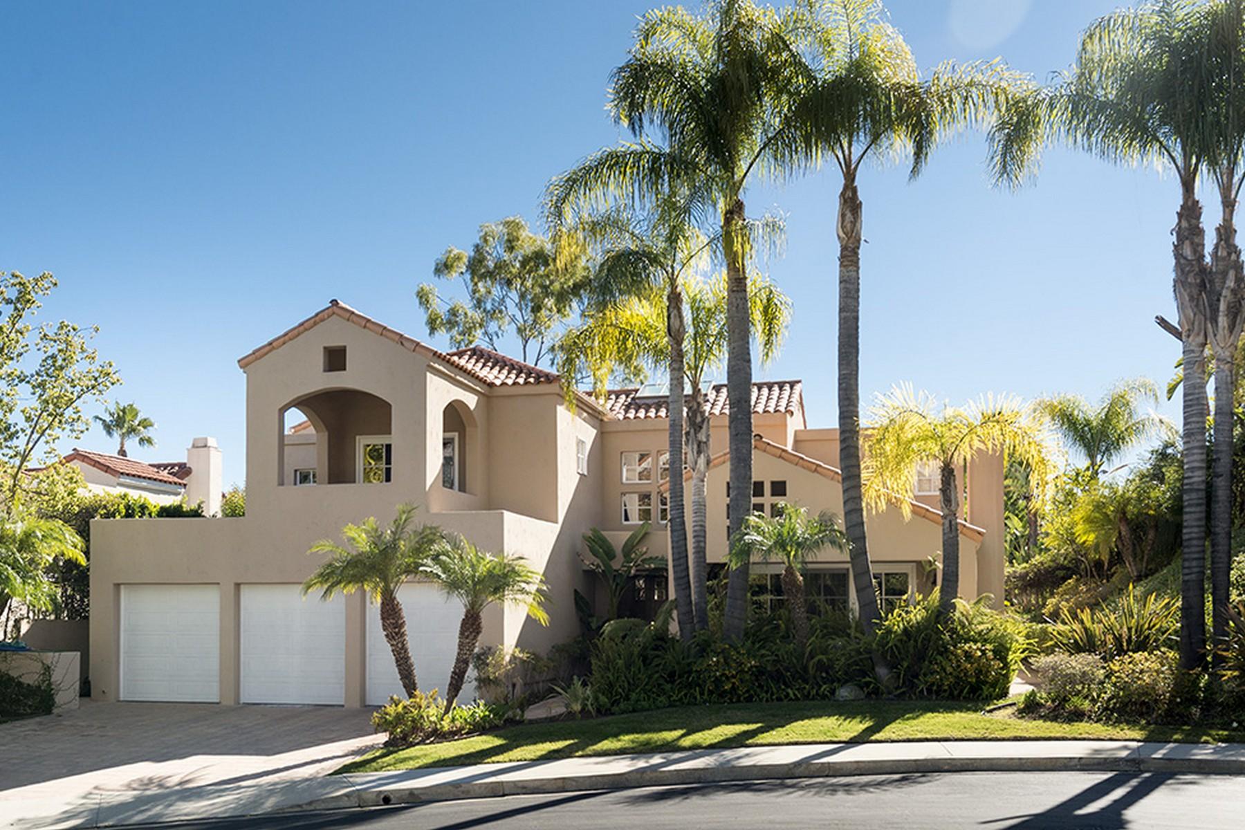 独户住宅 为 销售 在 24242 Park Athena 卡拉巴萨斯, 加利福尼亚州, 91302 美国