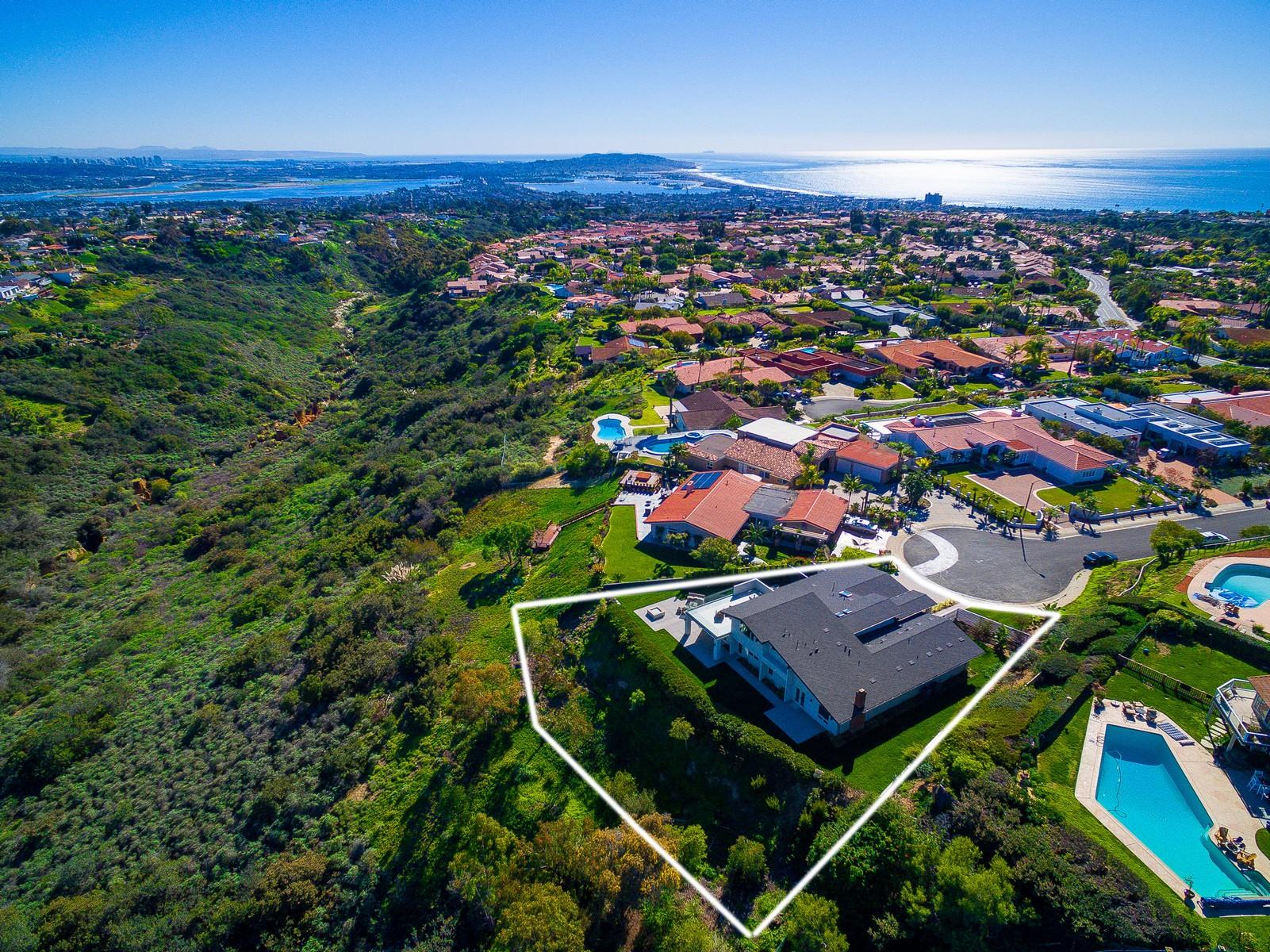 Casa Unifamiliar por un Venta en 2283 Via Fresa La Jolla, California, 92037 Estados Unidos