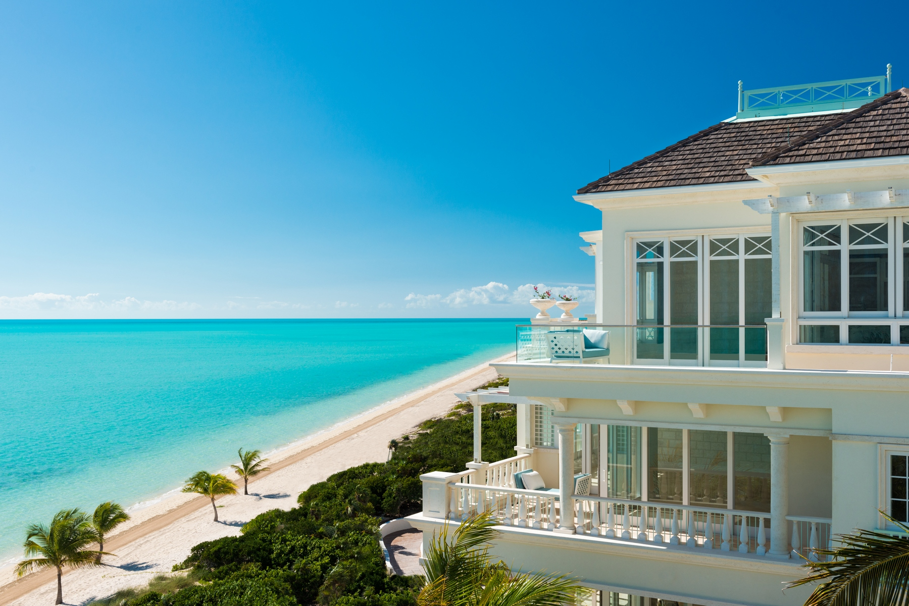 Additional photo for property listing at The Shore Club ~ Suite 2110.11.12 Beachfront Long Bay, Providenciales TCI Islas Turcas Y Caicos