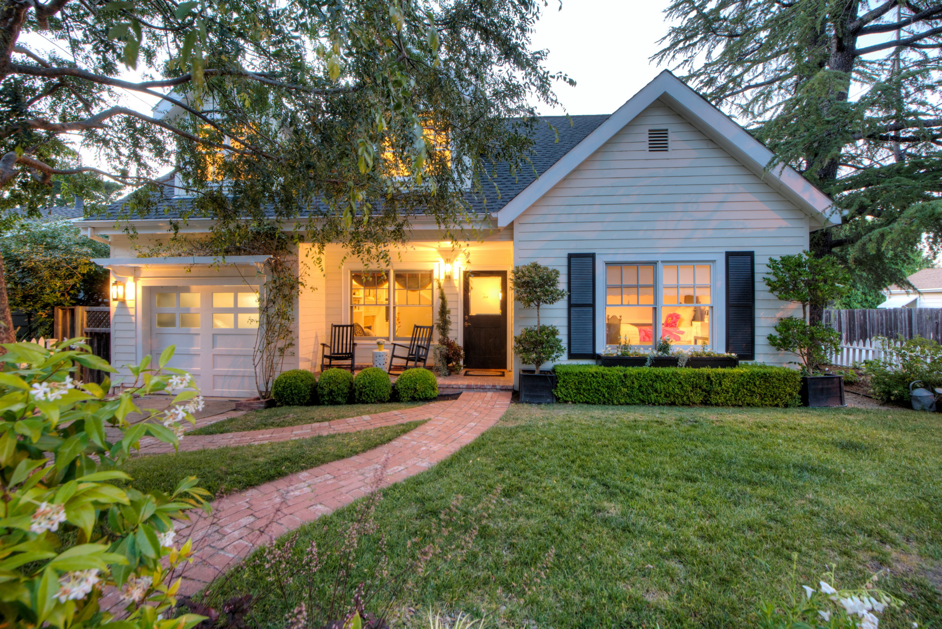 Single Family Home for Sale at Jewel in the Heart of Larkspur 218 William Avenue Larkspur, California, 94939 United States