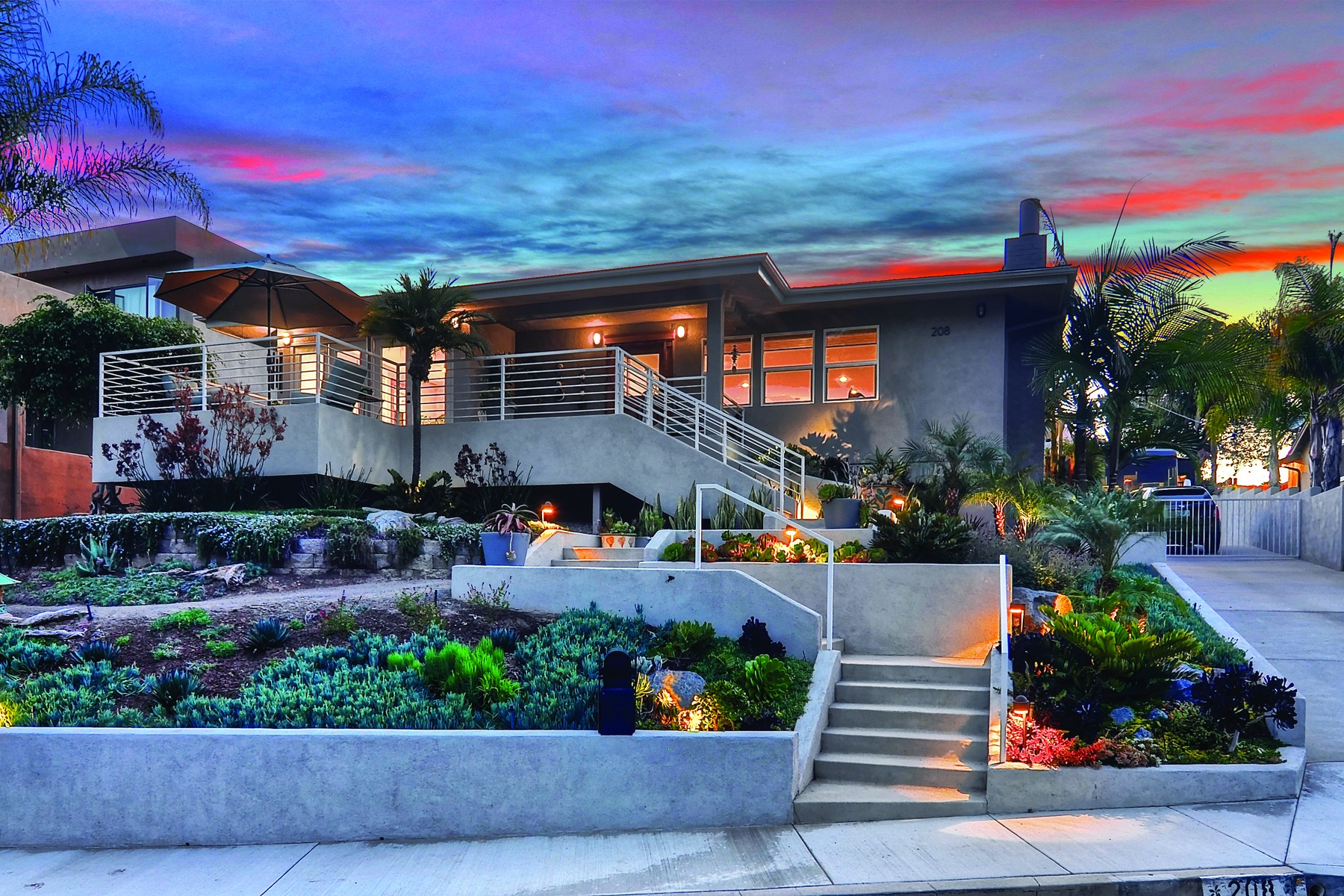 Single Family Home for Sale at San Clemente 208 W. Avenida Alessandro San Clemente, California 92672 United States