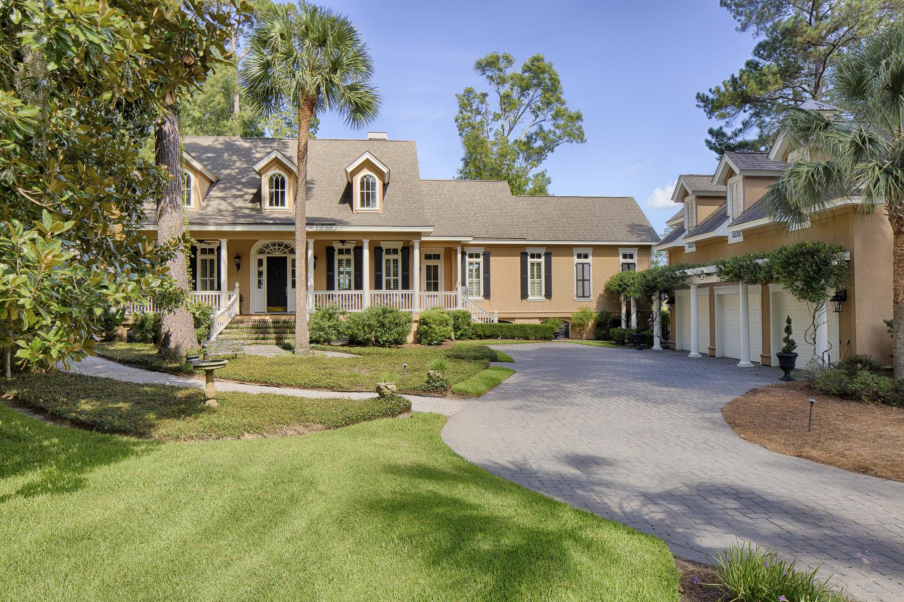 Casa para uma família para Venda às 21 Longwood Drive Okatie, Carolina Do Sul, 29909 Estados Unidos