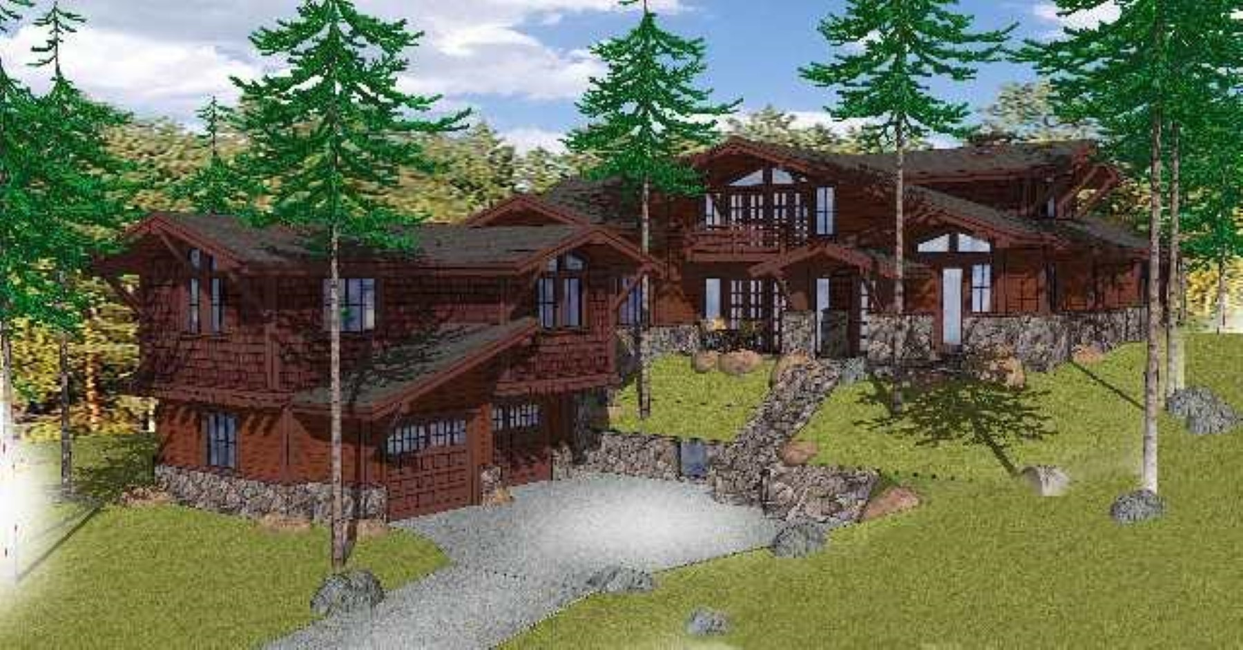 Maison unifamiliale pour l Vente à 2110 Eagle Feather Truckee, Californie 96161 États-Unis