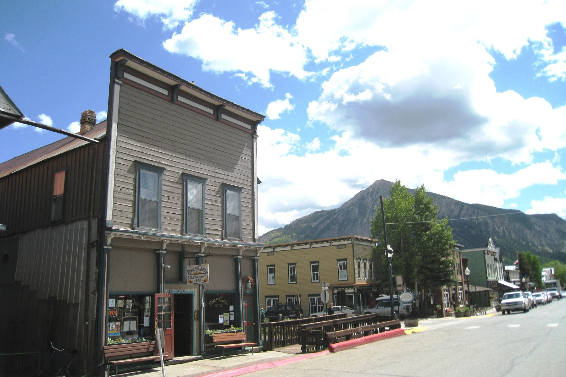 for Sale at The Historic Forest Queen 129 Elk Avenue Crested Butte, Colorado, 81224 United States