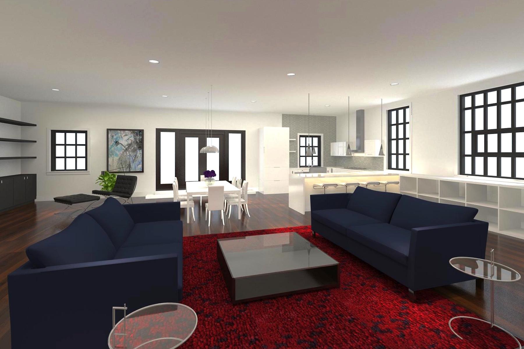 Appartement en copropriété pour l Vente à Georgetown 2709 N Street NW 103 Georgetown, Washington, District De Columbia 20007 États-Unis