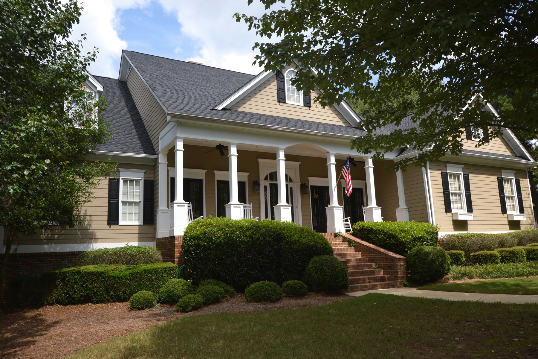 Property For Sale at Incredible Custom Home With Pool In Highgrove