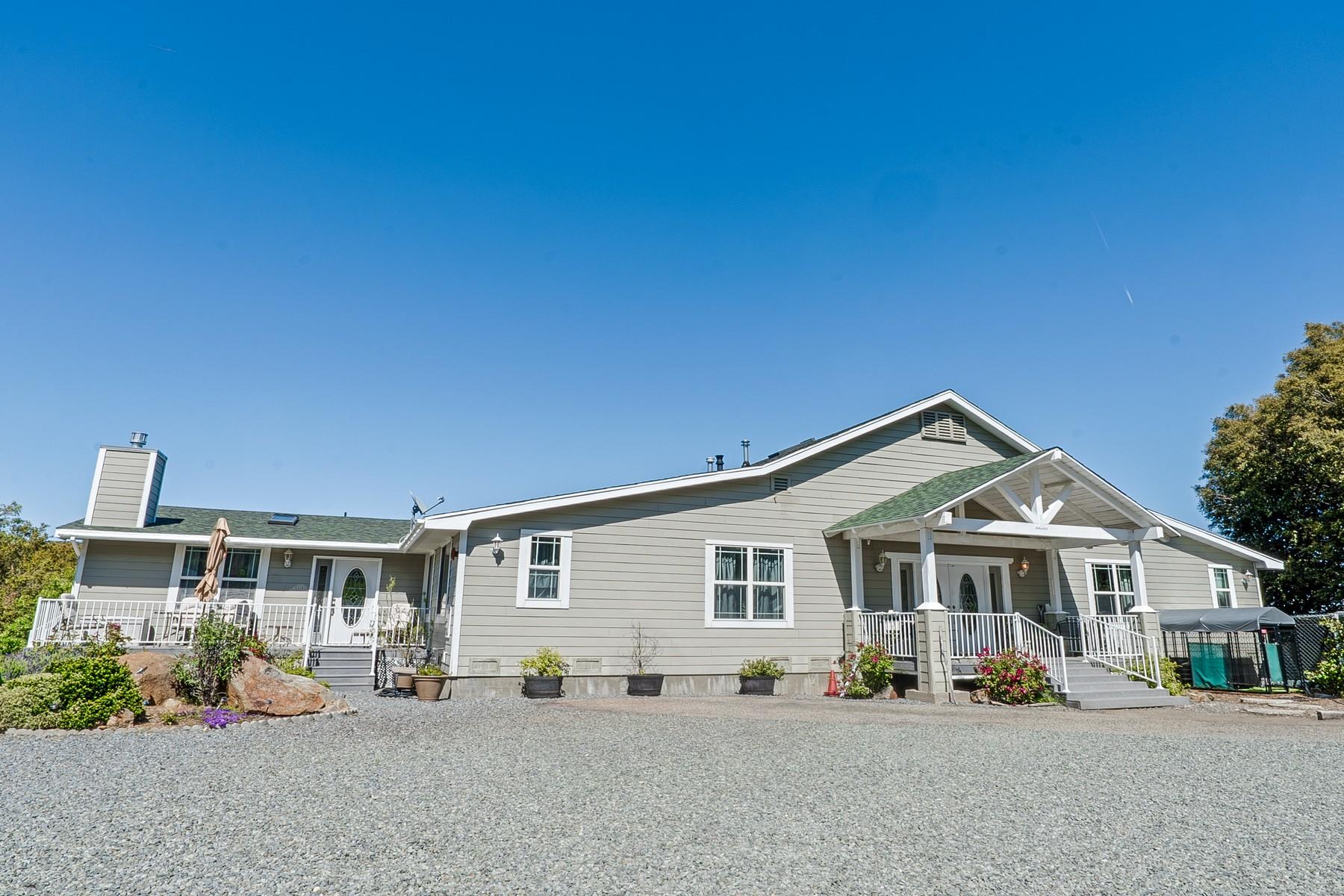 一戸建て のために 売買 アット 3535 Highway 79 Julian, カリフォルニア, 92036 アメリカ合衆国