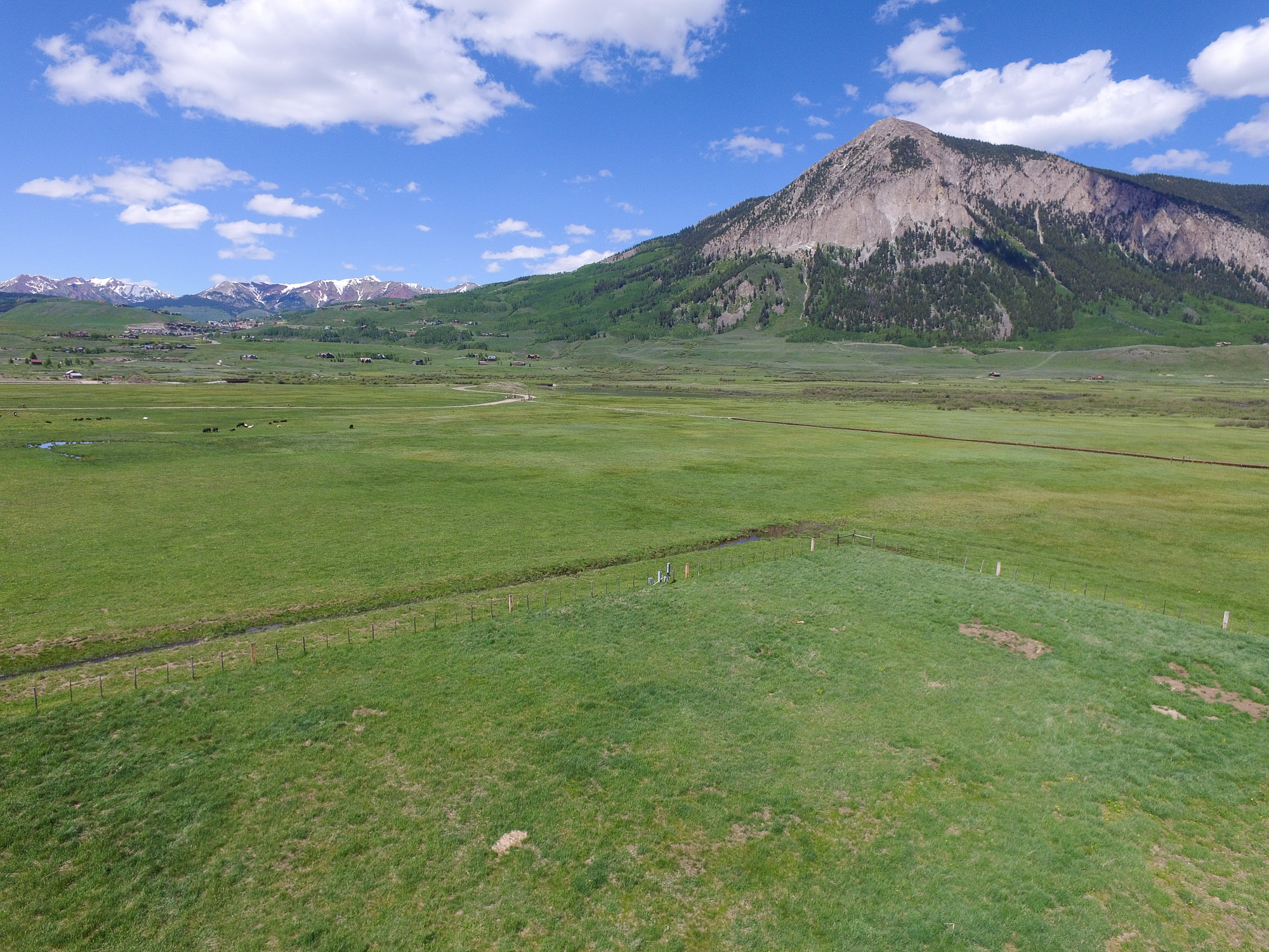 Land for Sale at Borders Open Space TBD Belleview Avenue Crested Butte, Colorado, 81224 United States