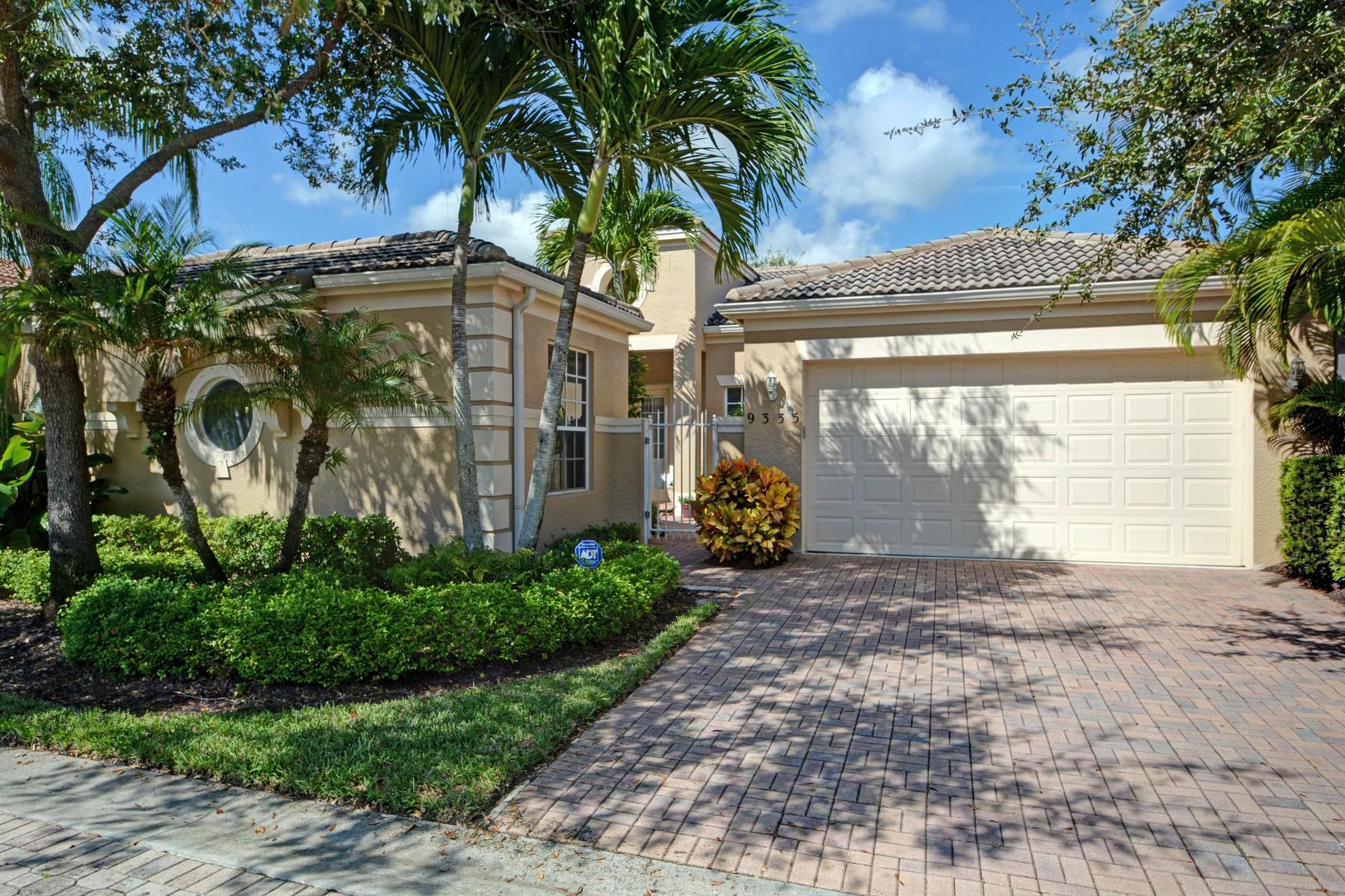 一戸建て のために 売買 アット Old Orchid Cayman Model 9335 W Maiden Court Vero Beach, フロリダ, 32963 アメリカ合衆国