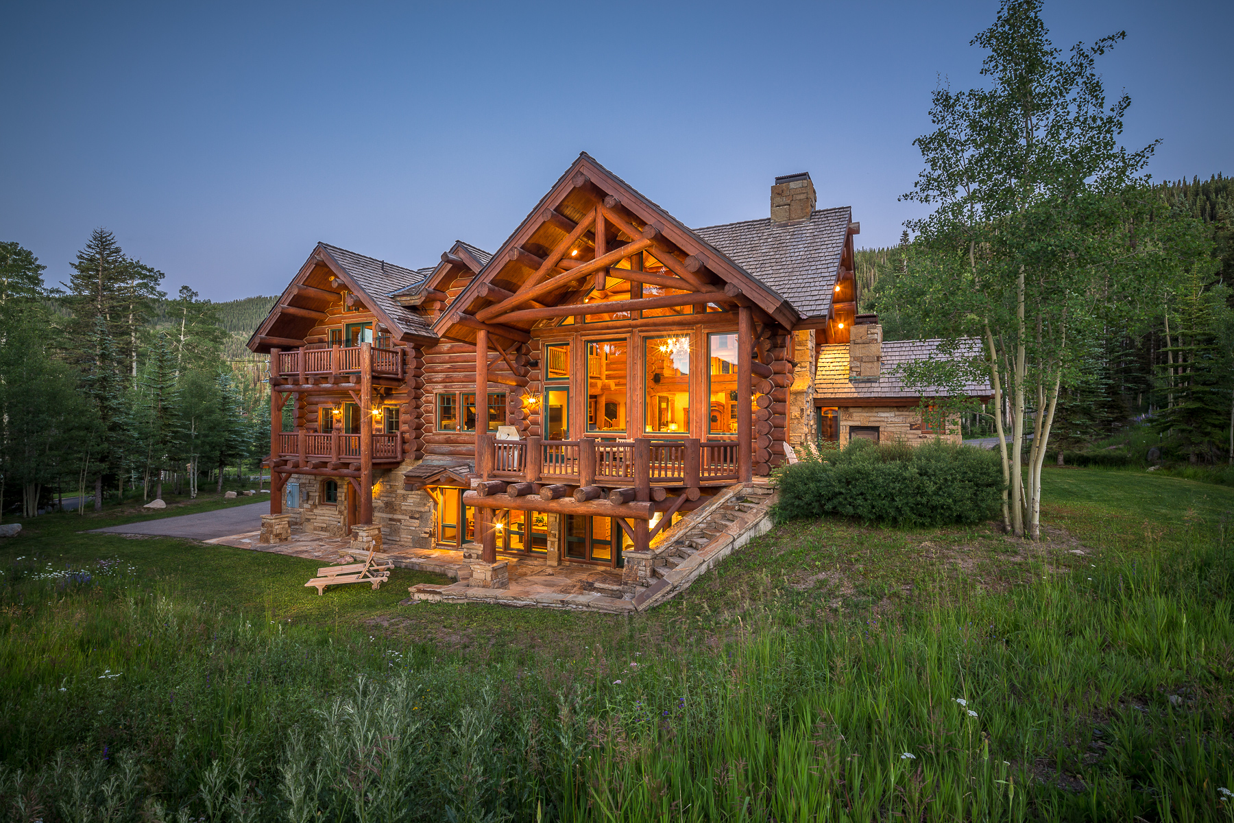 Villa per Vendita alle ore 132 High Country Telluride, Colorado, 81435 Stati Uniti