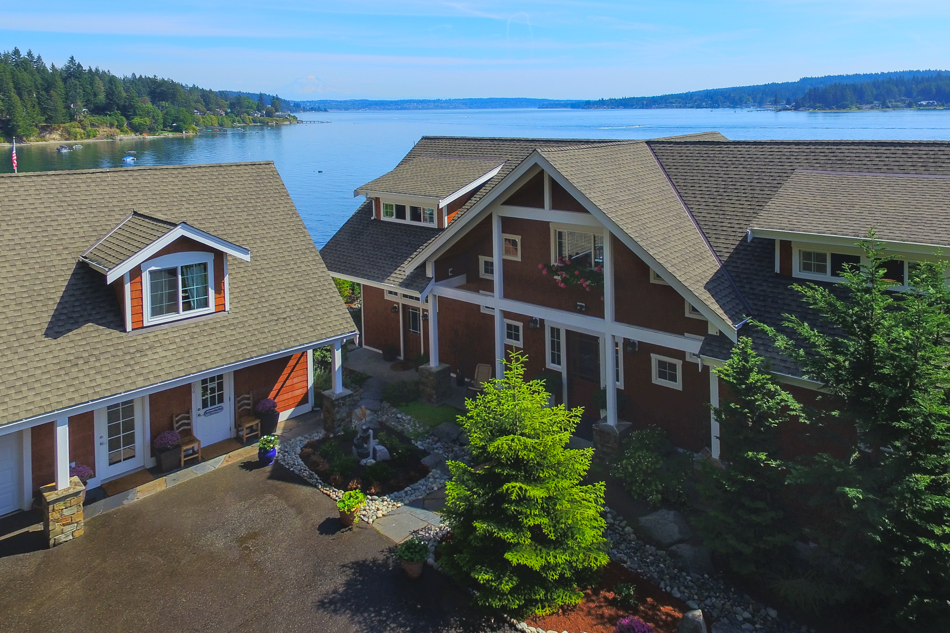 Single Family Home for Sale at Sunny Bay Living 7102 Ford Drive NW Gig Harbor, Washington, 98335 United States