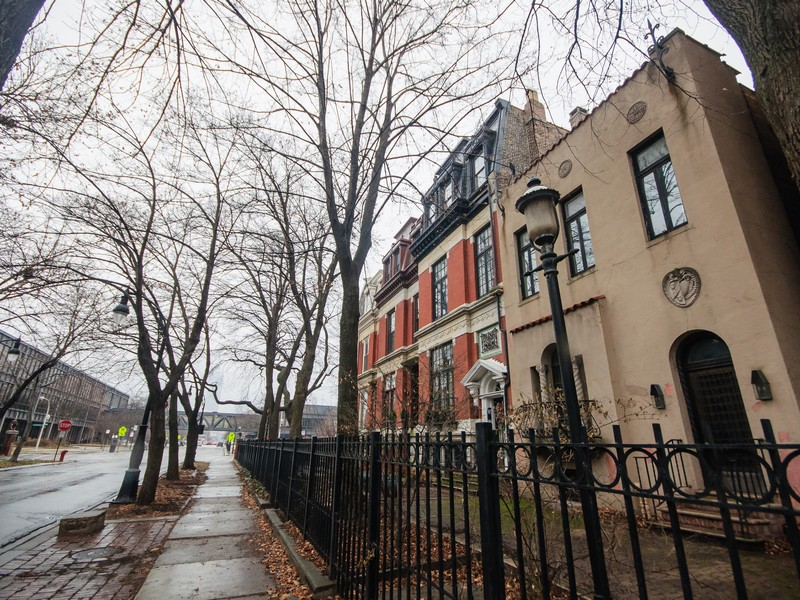 Vivienda unifamiliar por un Venta en Historic Landmarked Jackson Boulevard Home 1511 W Jackson Near West Side, Chicago, Illinois 60607 Estados Unidos