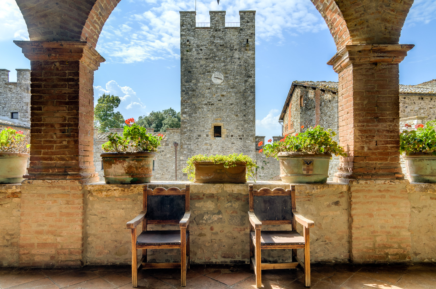 for Sale at Glamorous Medieval Castle near Siena Siena, Siena 53011 Italy