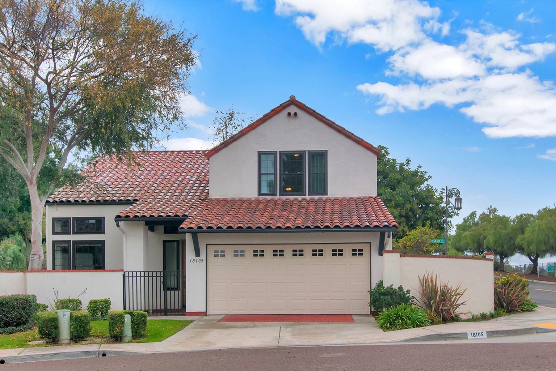 Single Family Home for Sale at 18105 Chretien Ct. Rancho Bernardo, California 92128 United States