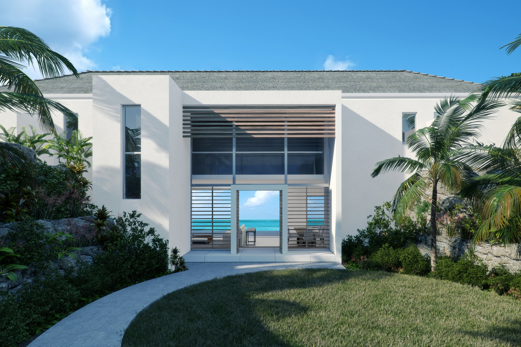 Property Of BE Beach Enclave - LOT 8