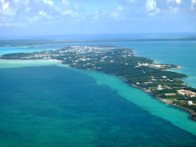 Additional photo for property listing at Russell Island North Side Ocean Front - Pilly Hill Lot 1 Spanish Wells, Eleuthera Bahamas