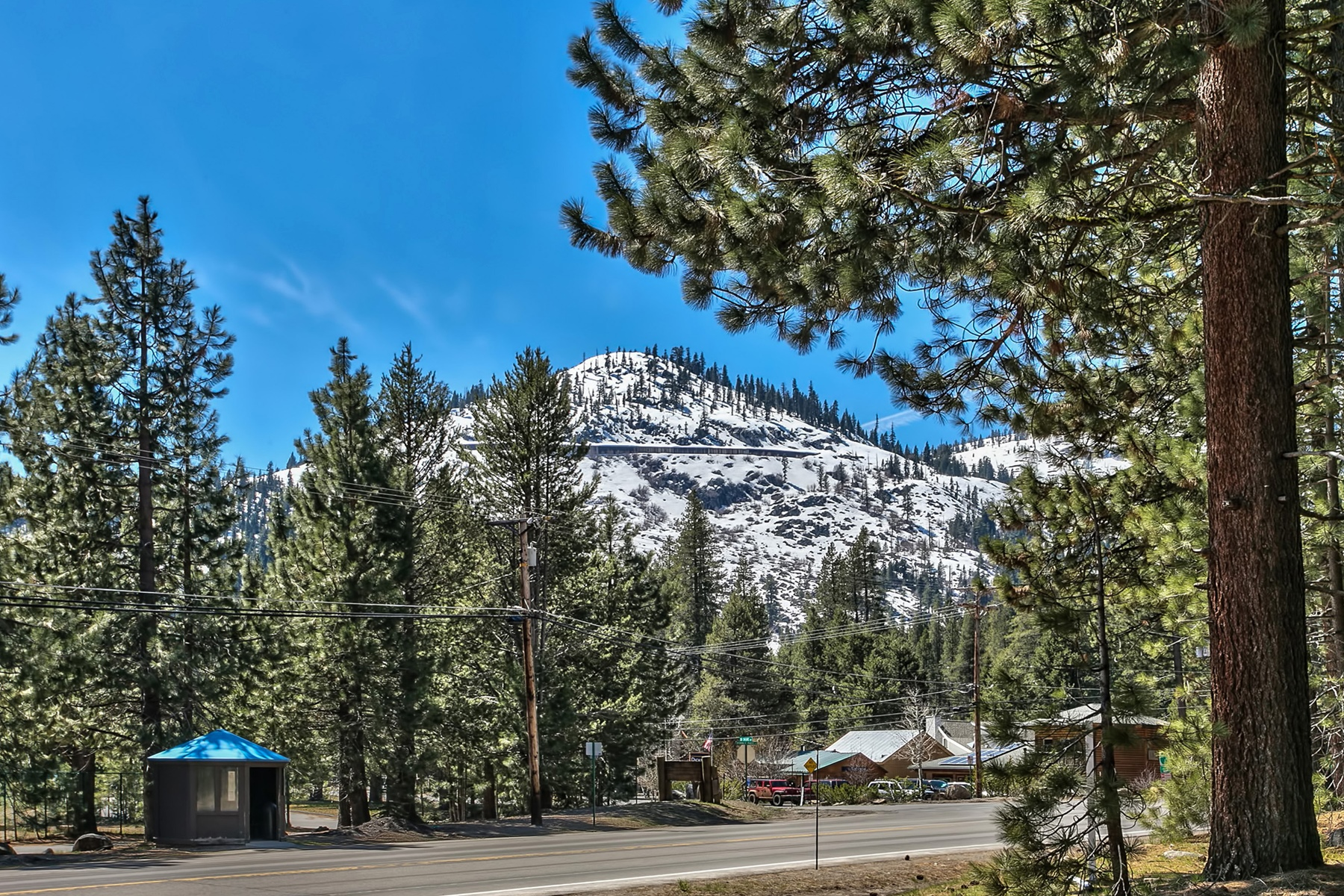 sales property at 15900 Donner Pass Road