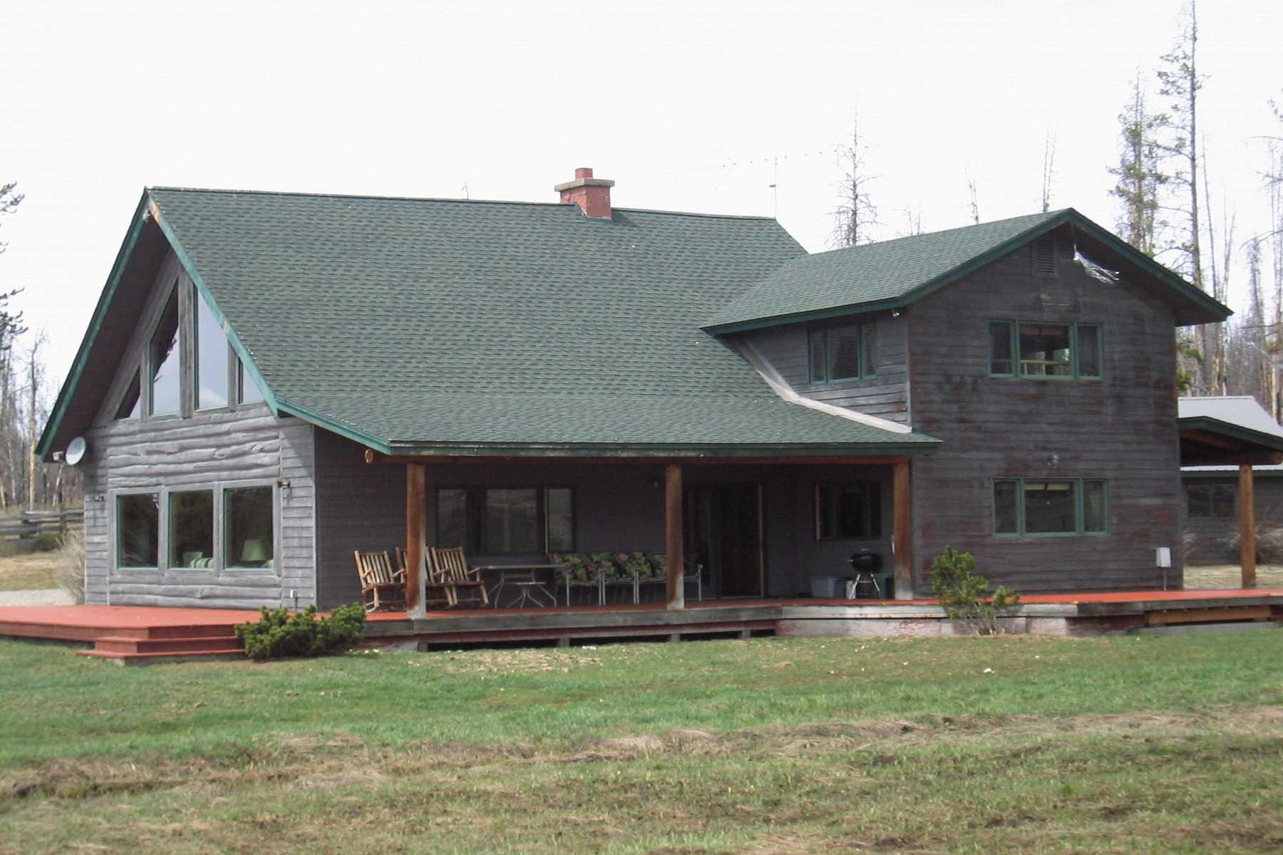Terreno por un Venta en Sawtooth Mountain Retreat 2435 Cow Camp Road Stanley, Idaho 83278 Estados Unidos