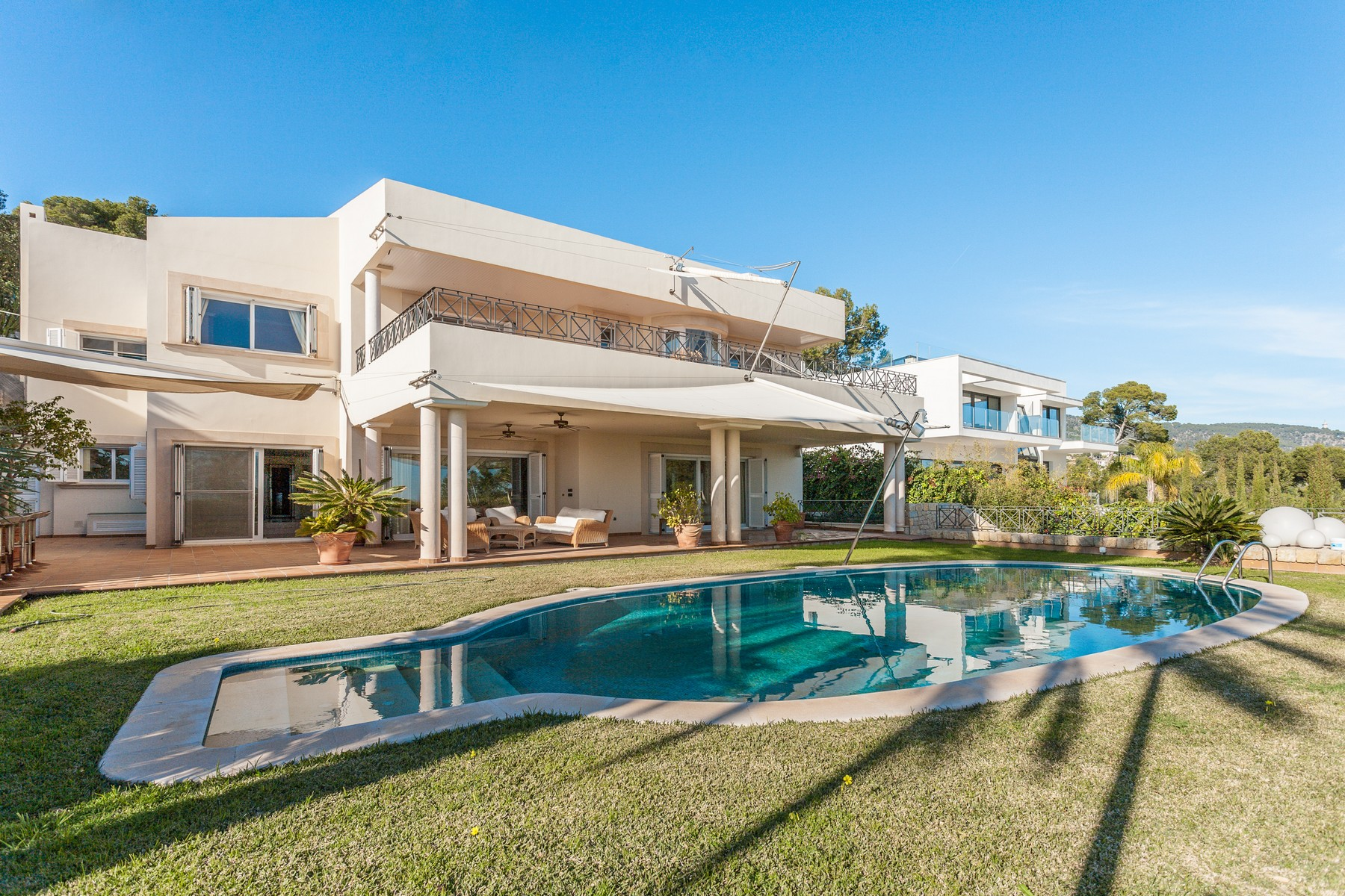 Villa per Vendita alle ore Villa in first class location in Bendinat Bendinat, Maiorca 07181 Spagna