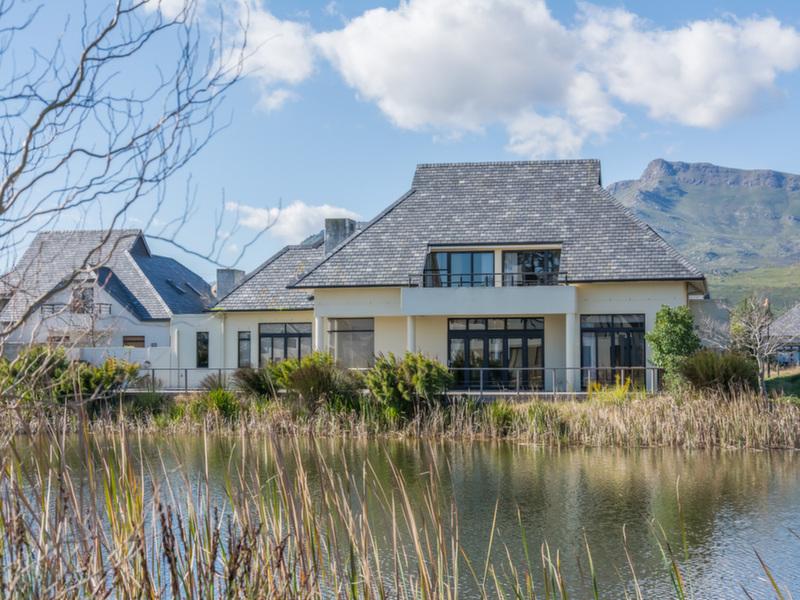 Villa per Vendita alle ore Exclusive Pearl Valley Golf & Country Estate Paarl, Capo Occidentale 7646 Sudafrica