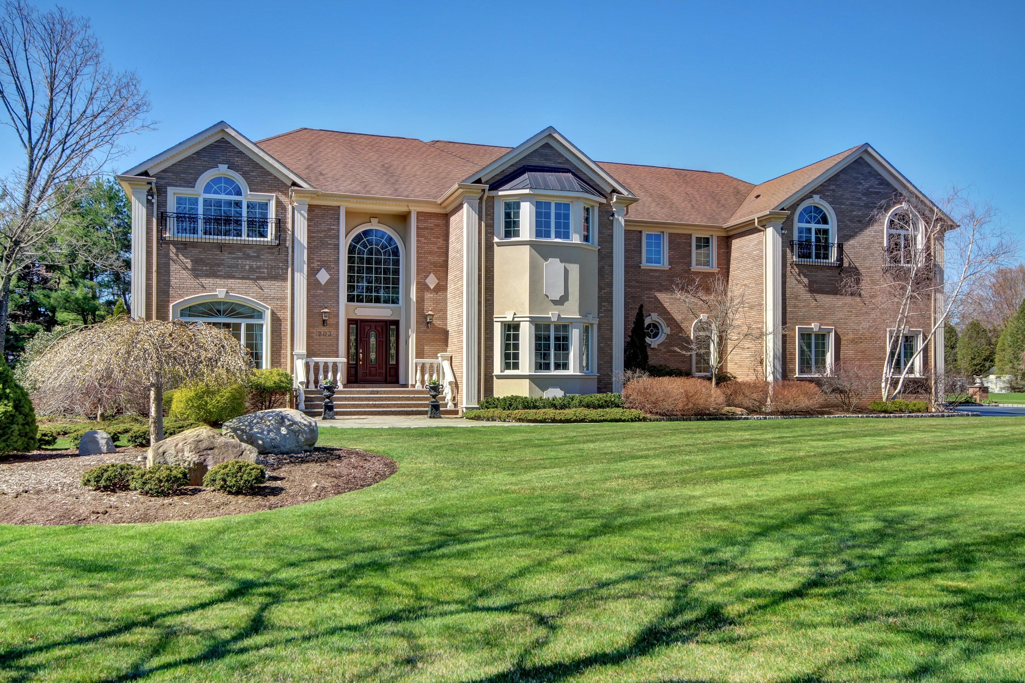 sales property at Custom Brick Manor