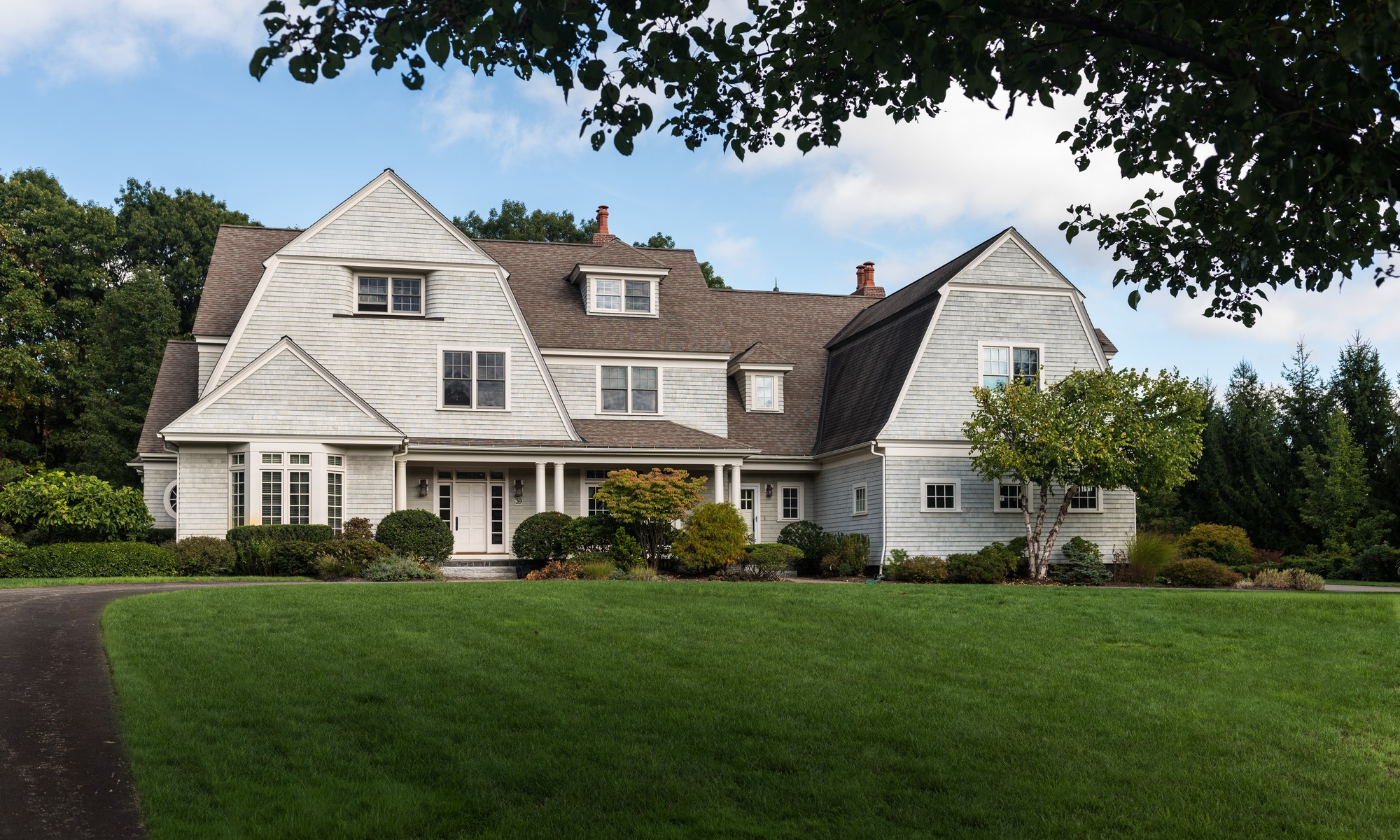 Property For Sale at Extraordinary Shingle Style Colonial