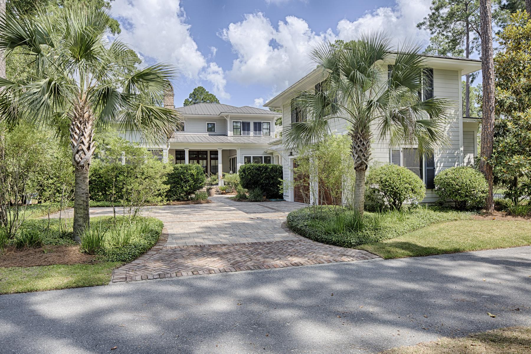 Einfamilienhaus für Verkauf beim 3 Irene Street Bluffton, South Carolina 29910 Vereinigte Staaten