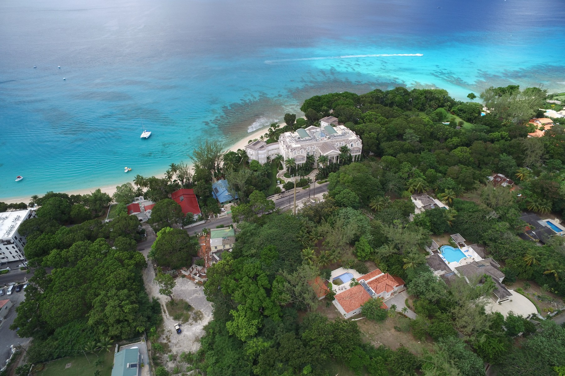 Other Residential for Sale at Marine Villas (Coach House) Other Saint James, Saint James, Barbados