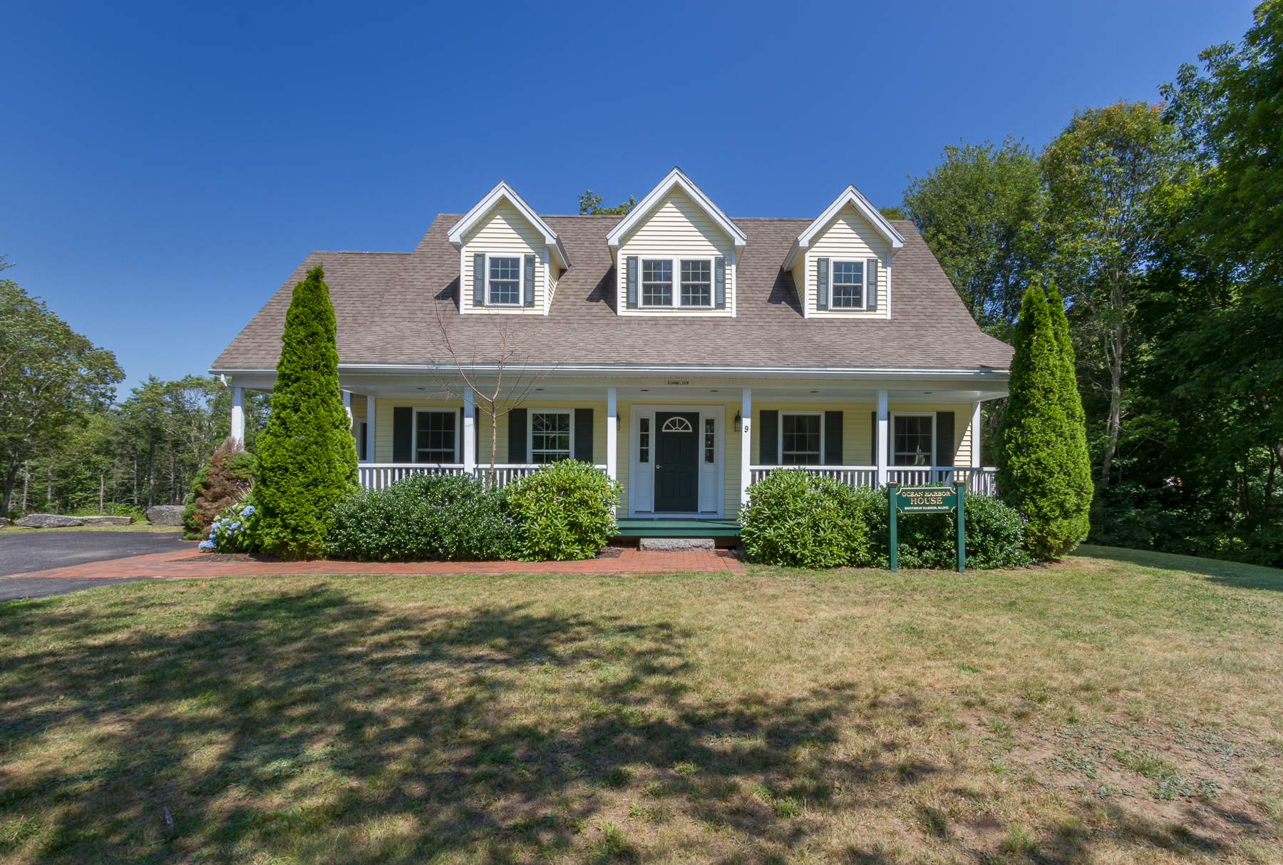Single Family Home for Sale at 9 Hansen Road Boothbay Harbor, Maine, 04538 United States