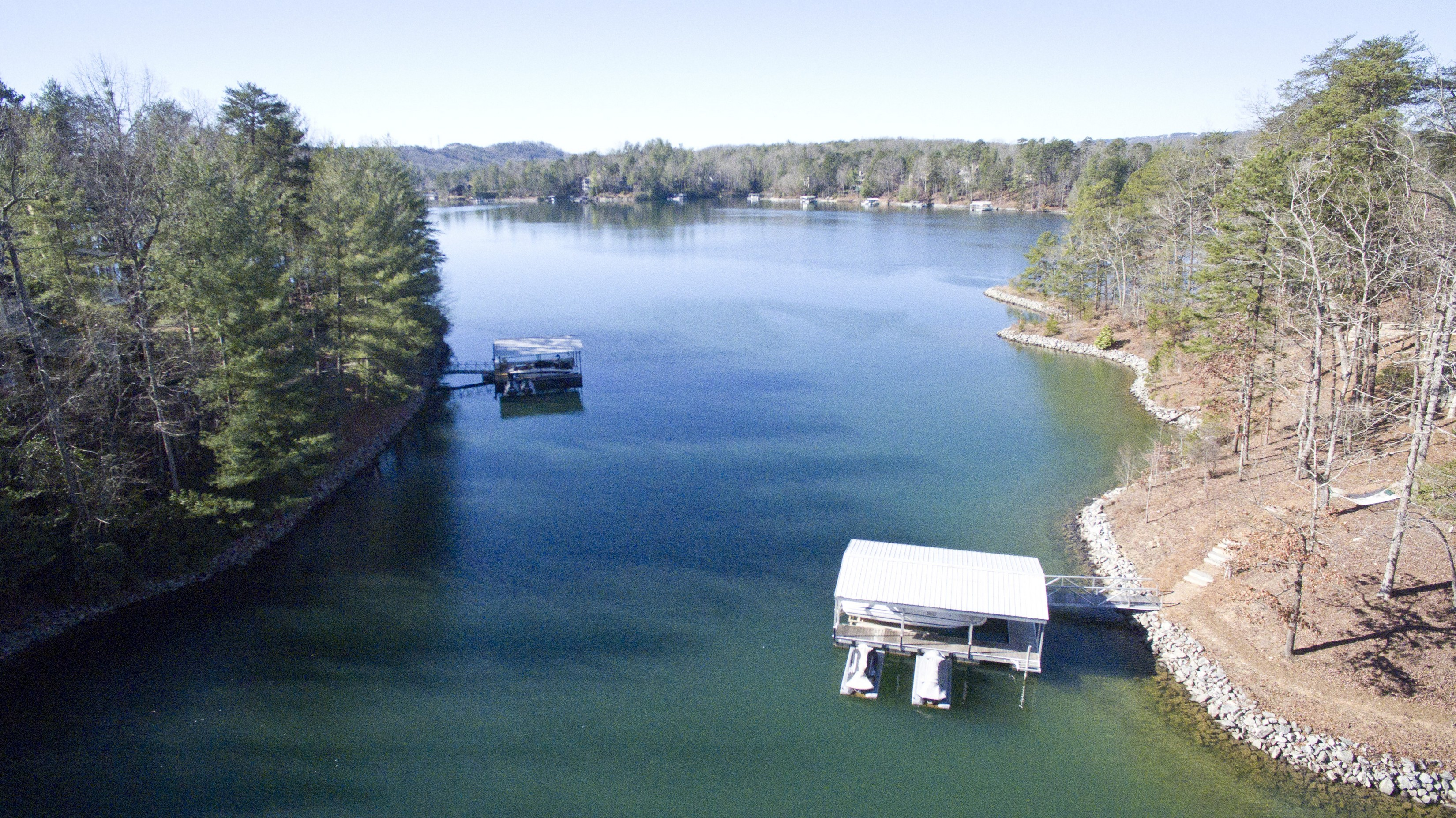 Land for Sale at Waterfront Home Site Includes Social Membership and Covered Slip Dock! S31 The Cliffs At Keowee Vineyards, Sunset, South Carolina, 29685 United States