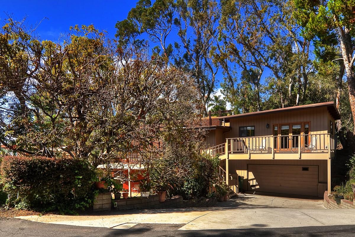Vivienda unifamiliar por un Venta en 31701 Mar Vista Ave. Laguna Beach, California 92651 Estados Unidos