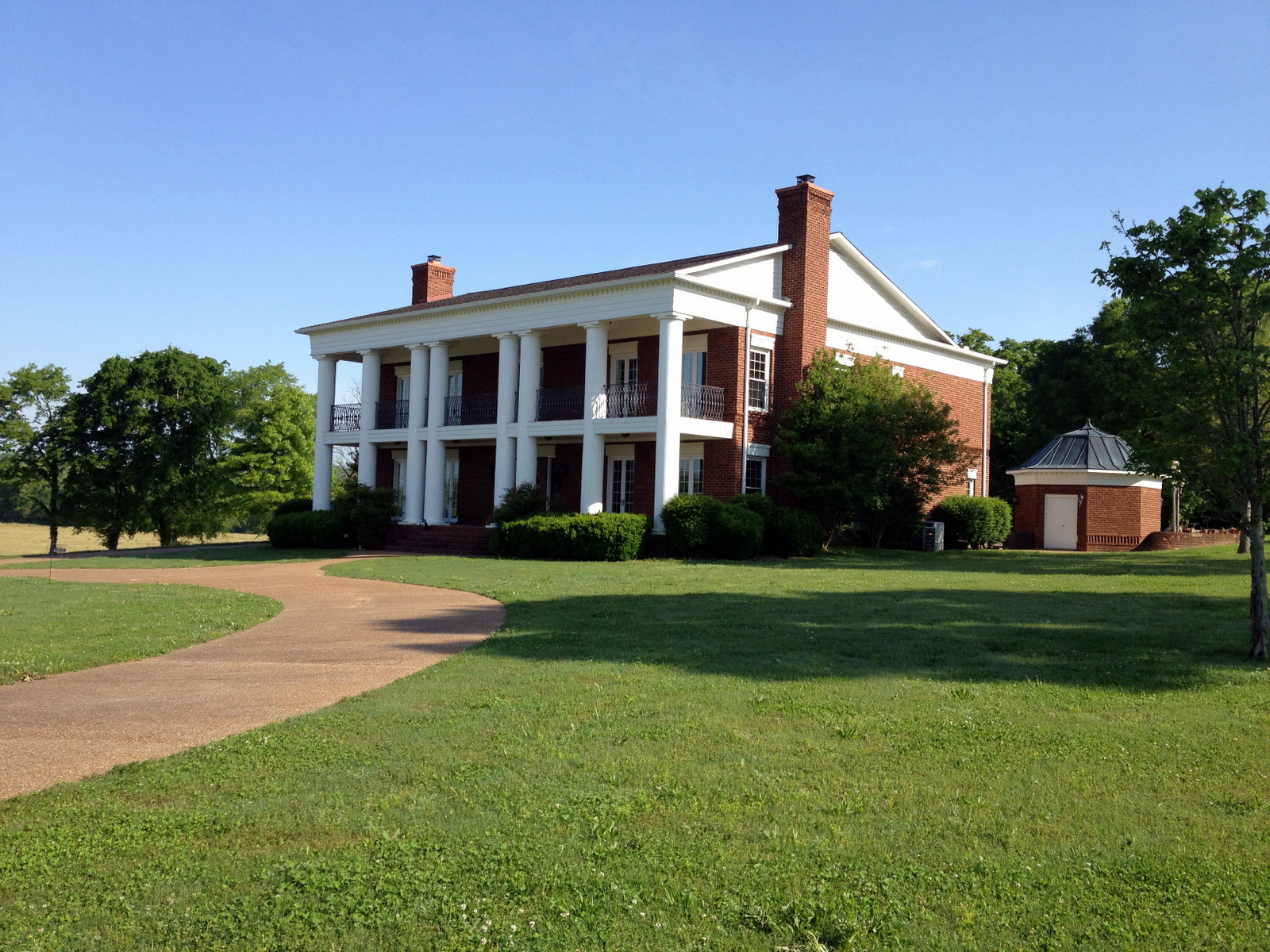 Property For Sale at Stunning Colonial In Fayetteville