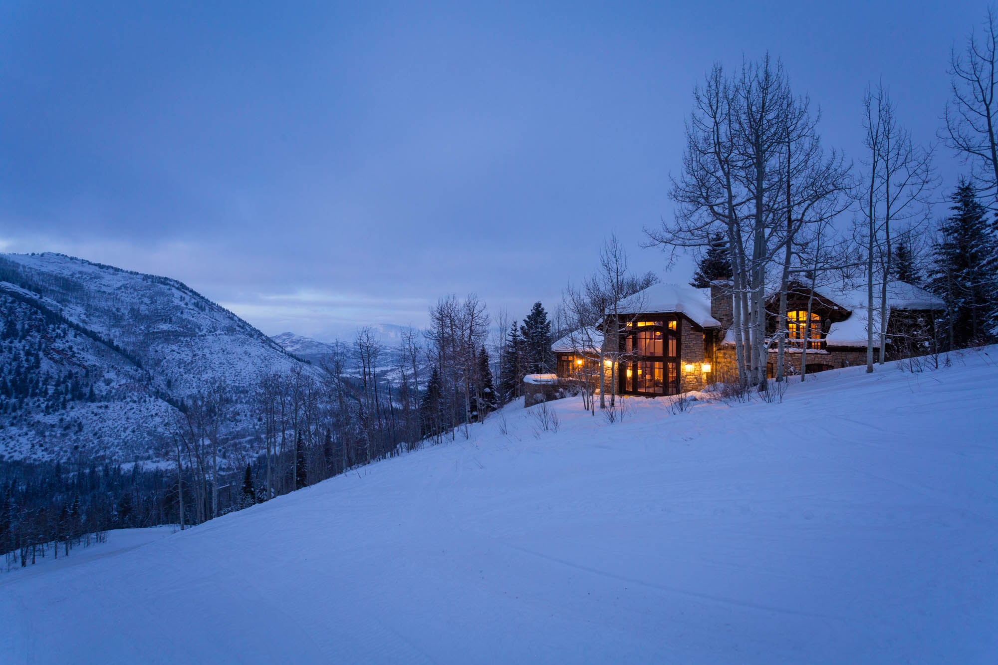 Villa per Vendita alle ore One-of-a-Kind Mountain Retreat 189 Pinon Drive Snowmass Village, Colorado, 81615 Stati Uniti