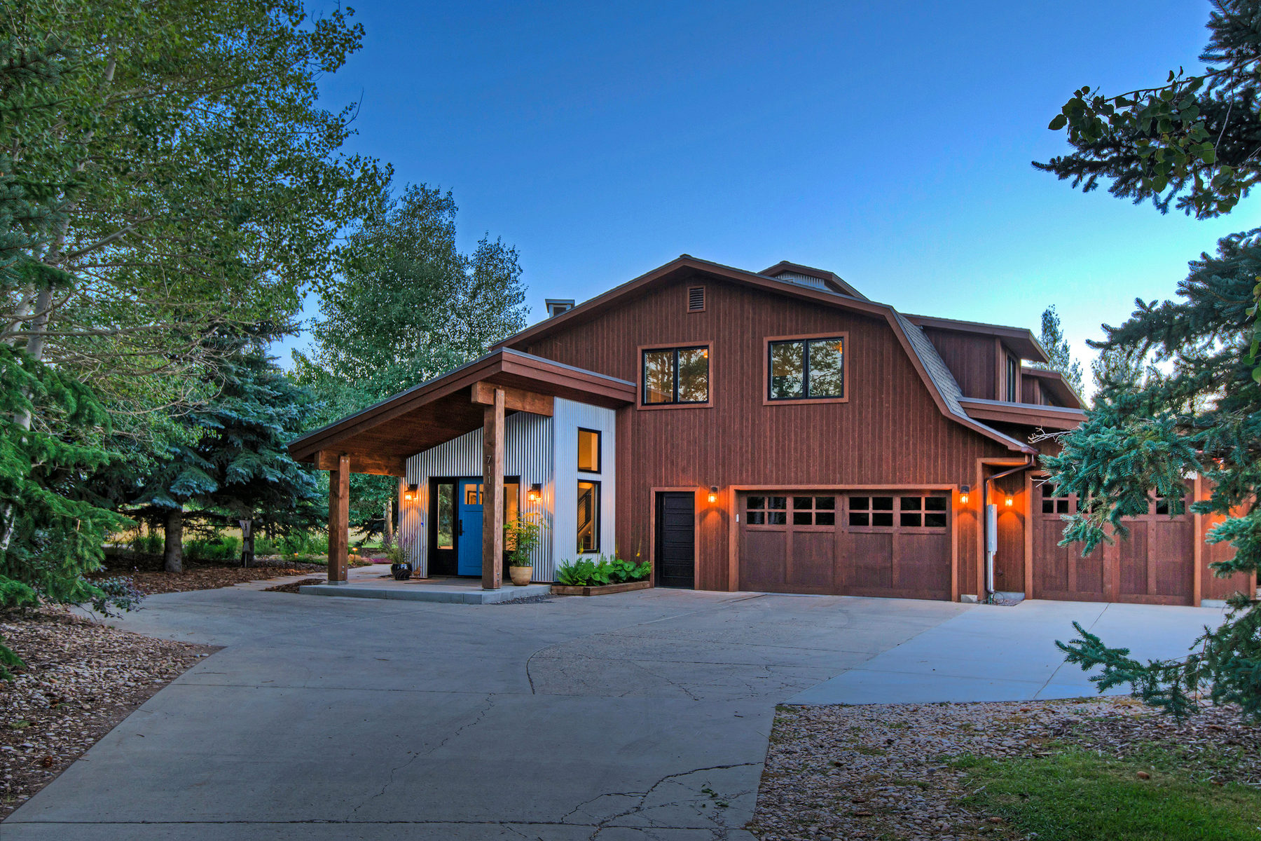 Casa Unifamiliar por un Venta en Treasure Mountain Estates 711 West 5200 North Park City, Utah 84098 Estados Unidos