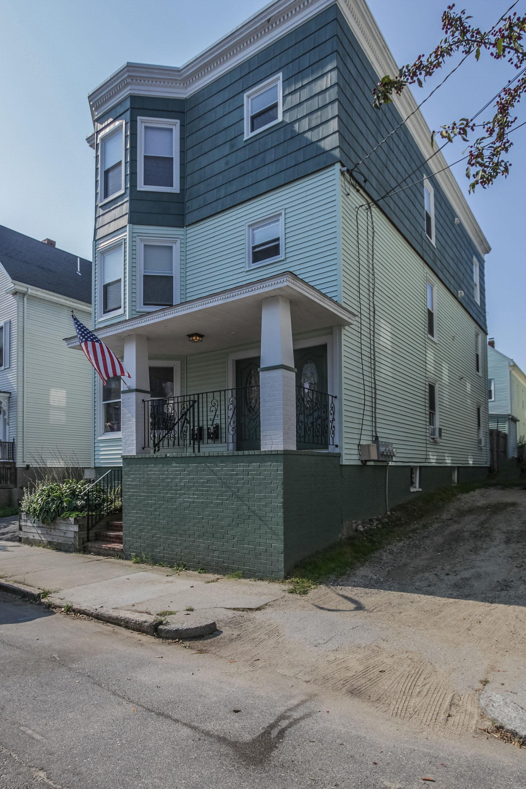 Condominium for Sale at 80 Vesper Street, Unit#1 Portland, Maine 04101 United States