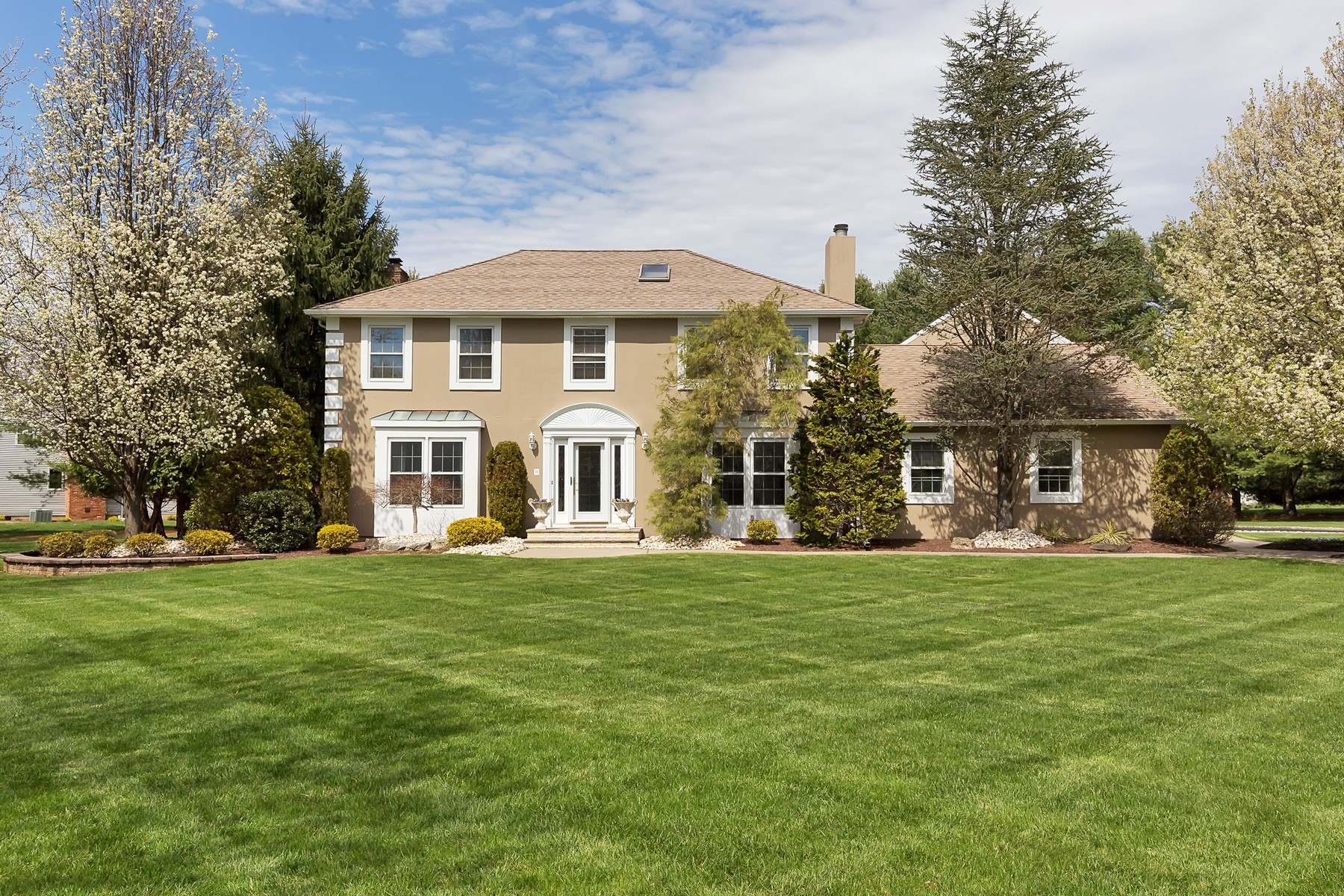 sales property at Desirable custom colonial