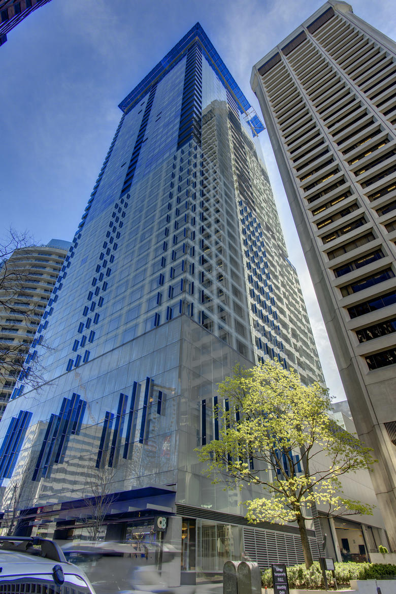 Condominium for Sale at Contemporary Seattle Condo 737 Olive Way #3406 Downtown, Seattle, Washington, 98101 United States
