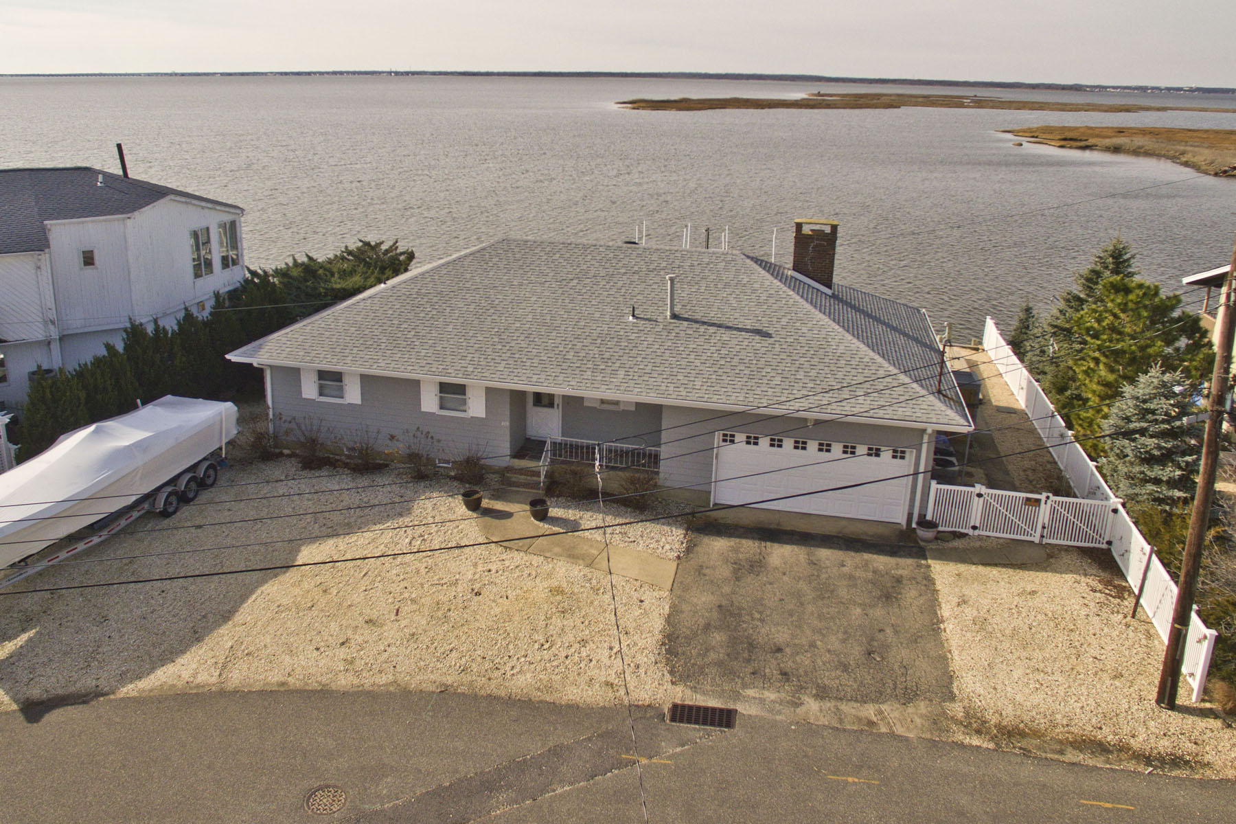 Maison unifamiliale pour l Vente à One-Of-A-Kind Location 369 Lauderdale Drive Lavallette, New Jersey 08735 États-Unis