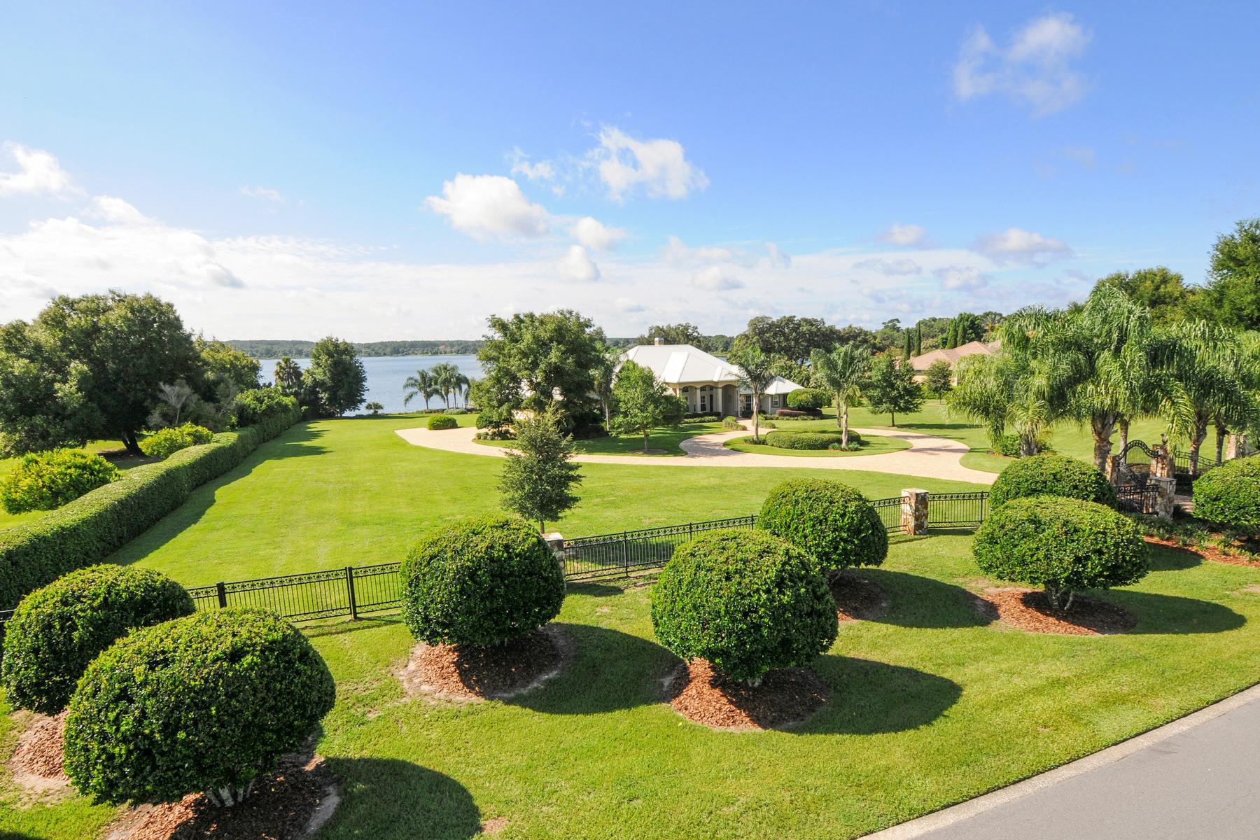 獨棟家庭住宅 為 出售 在 Umatilla, FL 38338 Timberlane Drive Umatilla, 佛羅里達州 32784 美國