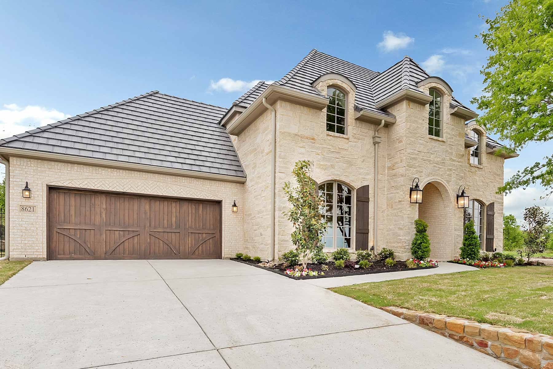 Single Family Home for Sale at Traditional La Cantera at Team Ranch 8621 Colina Terrace Benbrook, Texas, 76126 United States